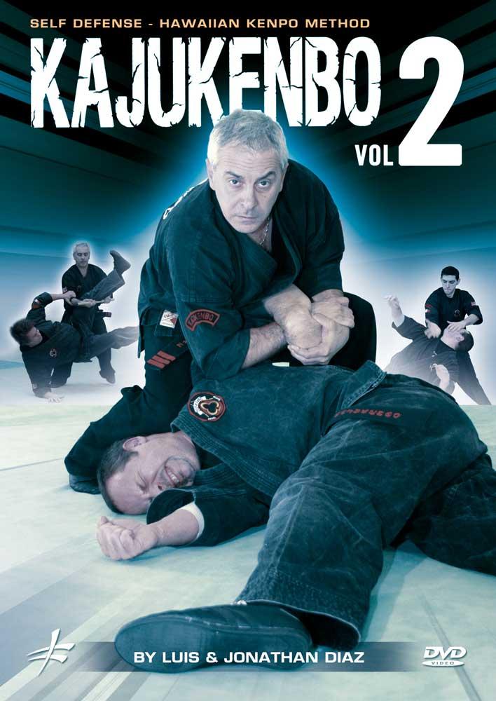 Kajukenbo, Vol. 2: Self Defense - Hawaiian Kenpo Method