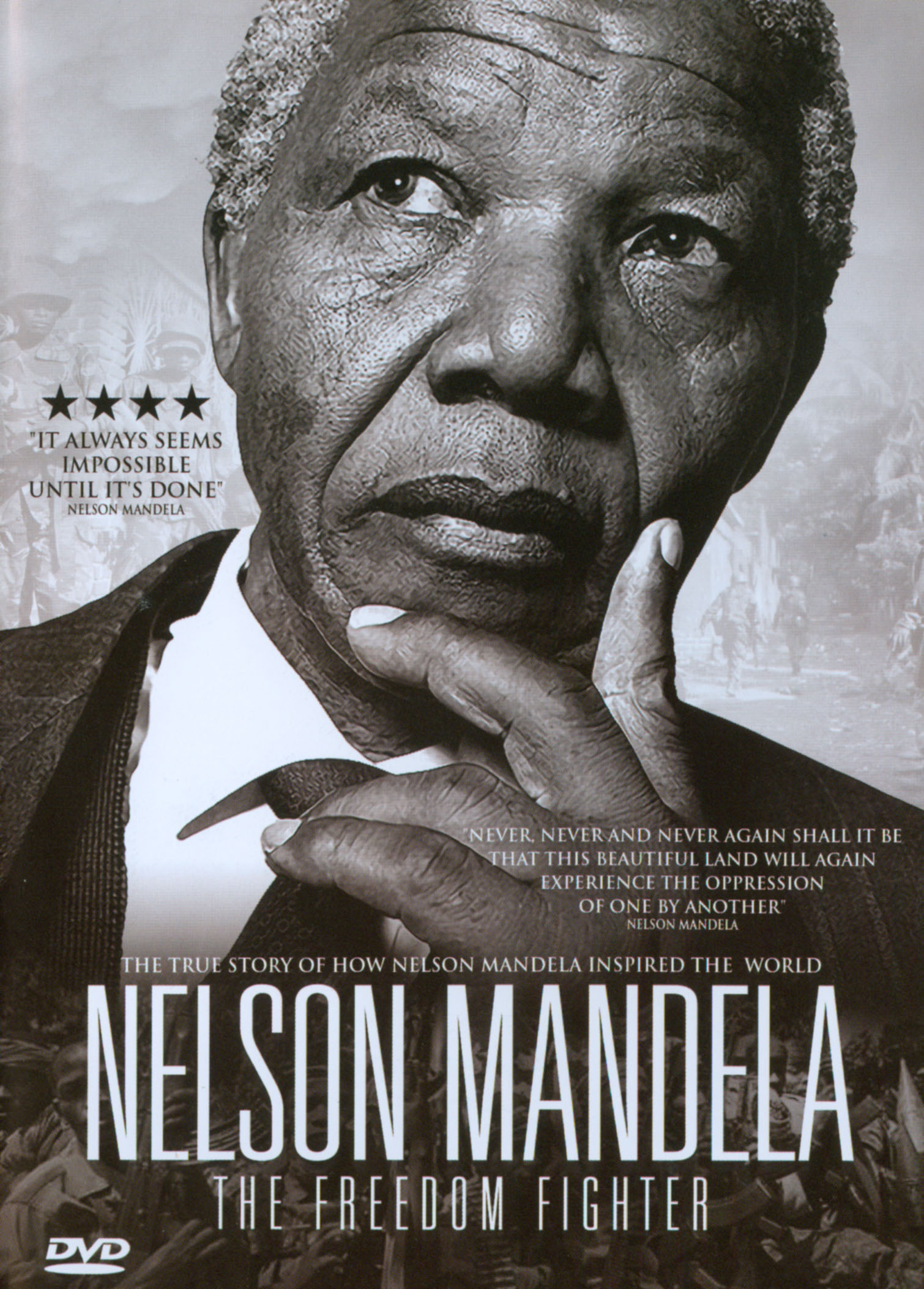 was mandela a freedom fighter or I stumbled upon this post on the internet: nelson mandela was a terrorist he used arms struggle for making his point he wanted the ruling british to talk with nationalist fighters - for peace.