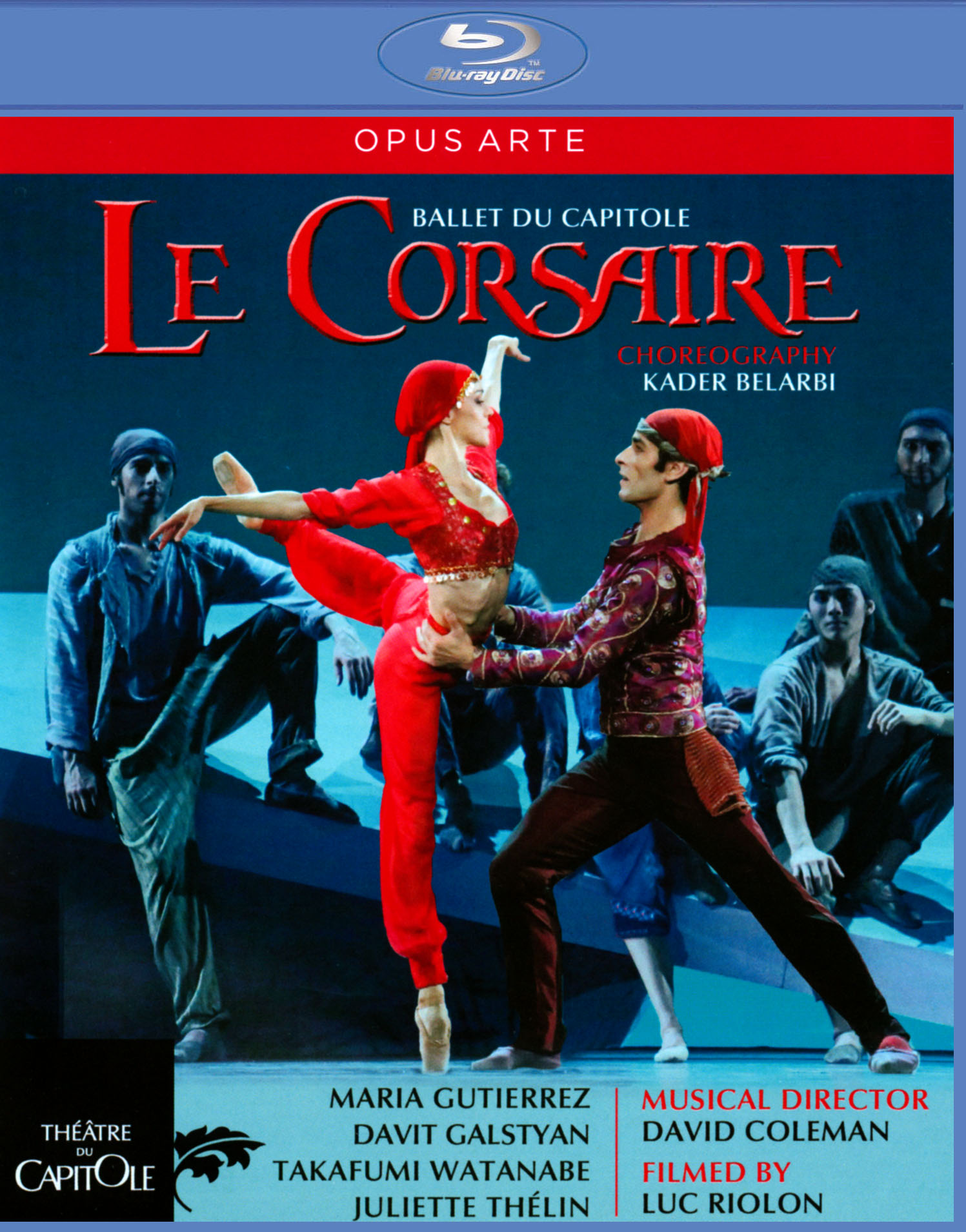 Le Corsaire (Ballet du Capitole)