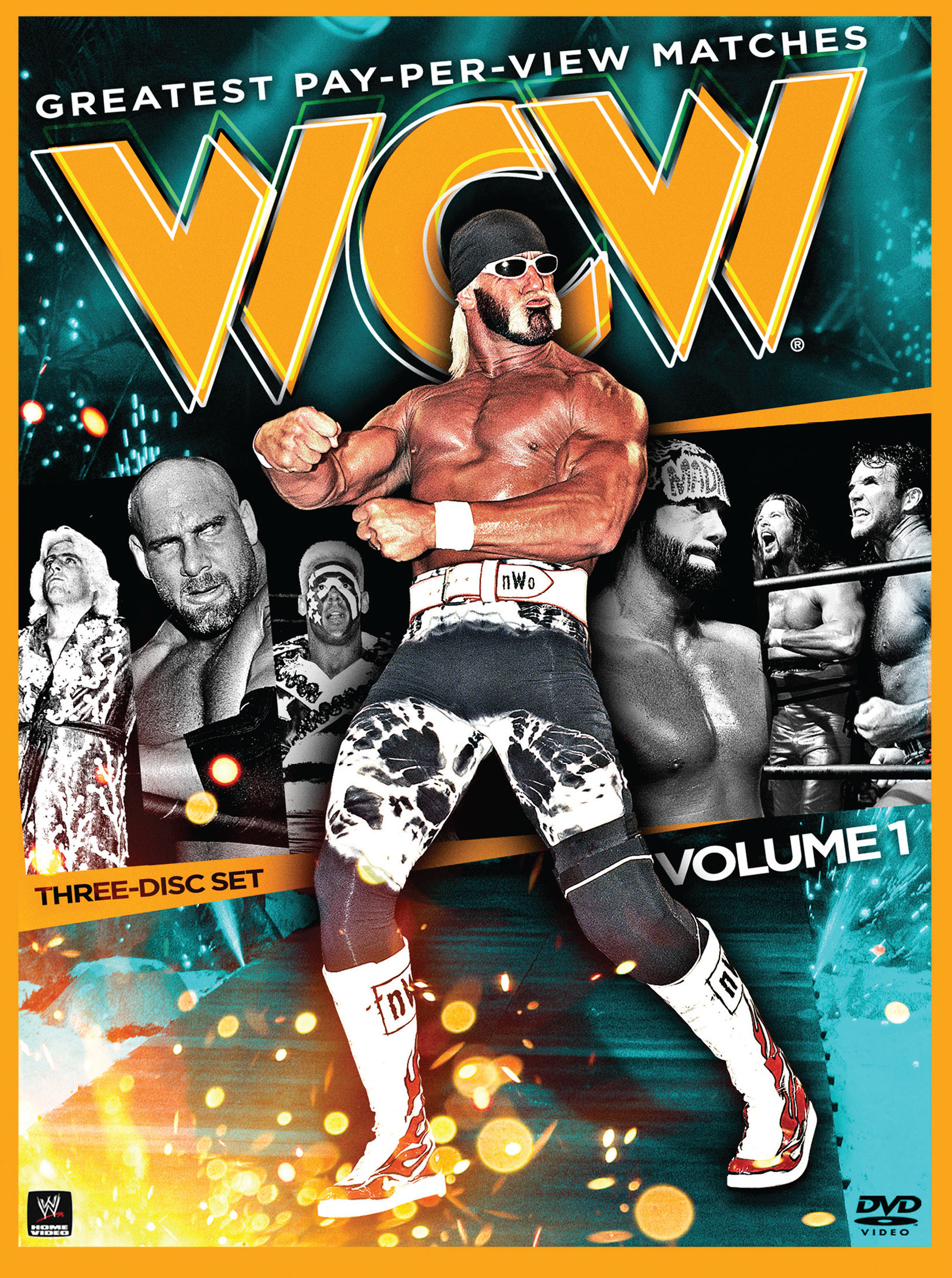 WWE: WCW Greatest Pay-Per-View Matches, Vol. 1