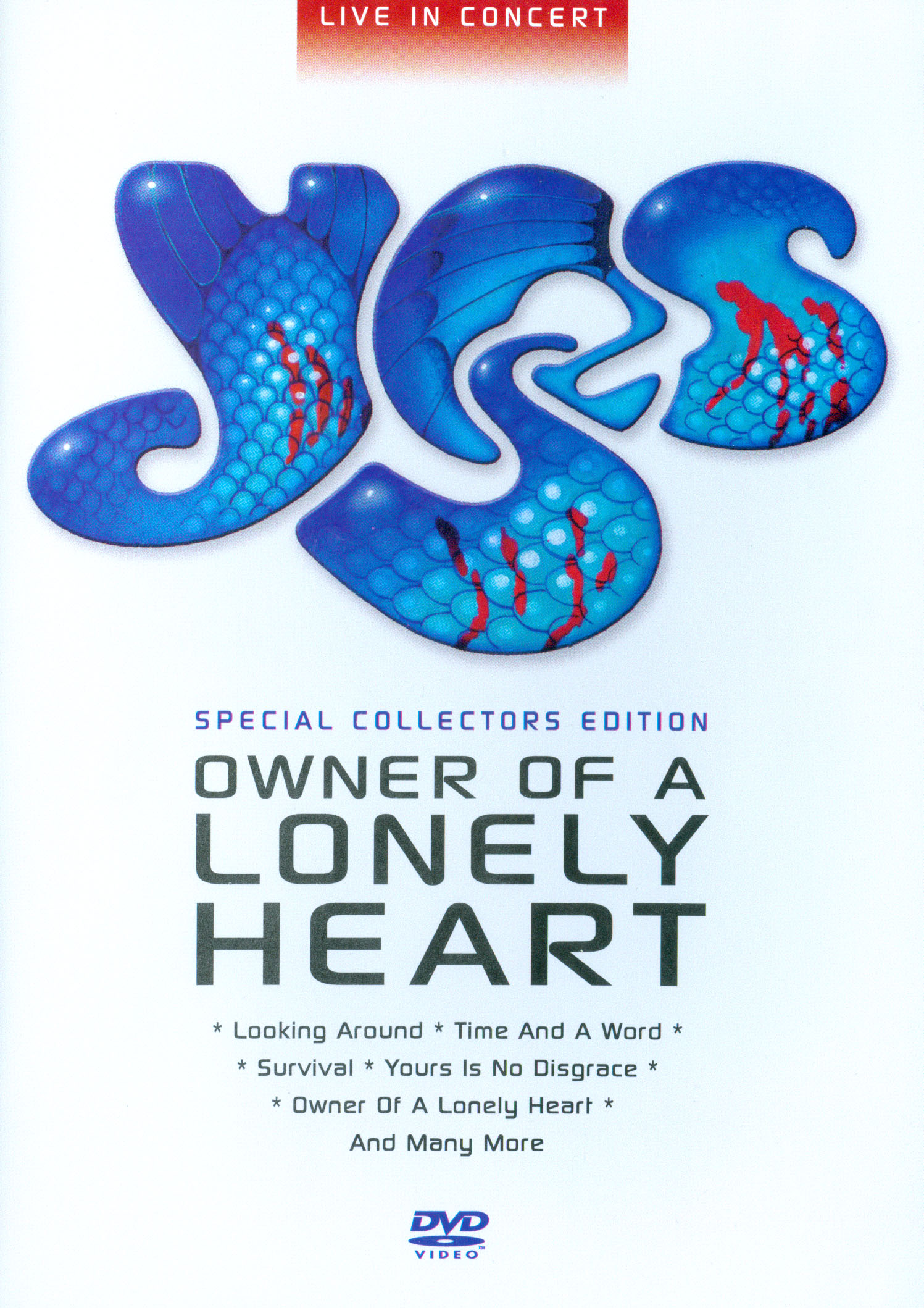 Yes: Owner of a Lonely Heart - Live in Concert
