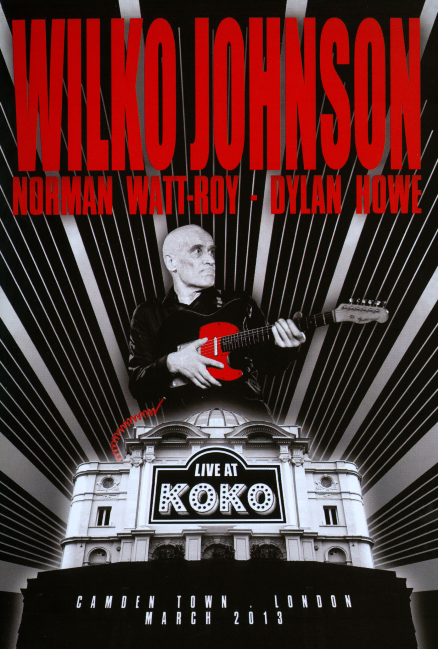 Wilko Johnson: Live at Koko