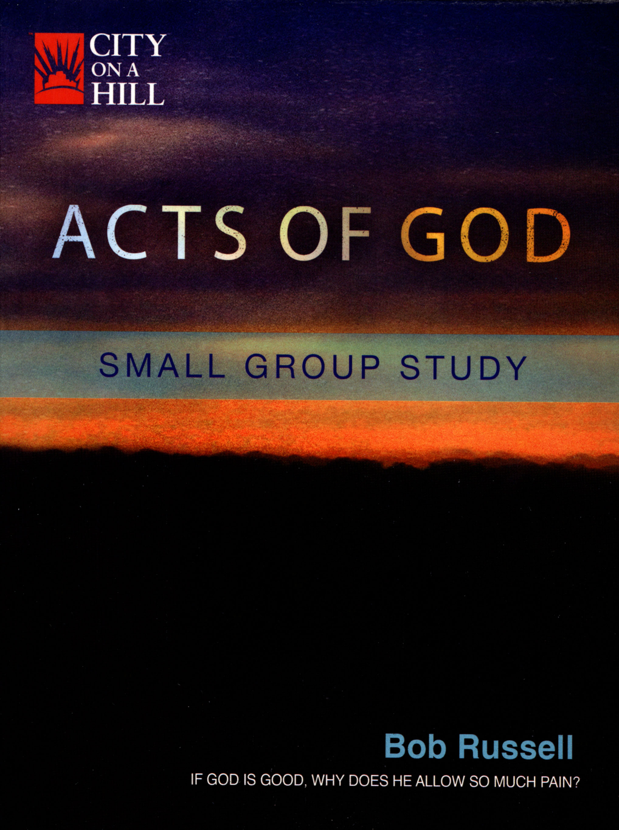Acts of God: Small Group Study
