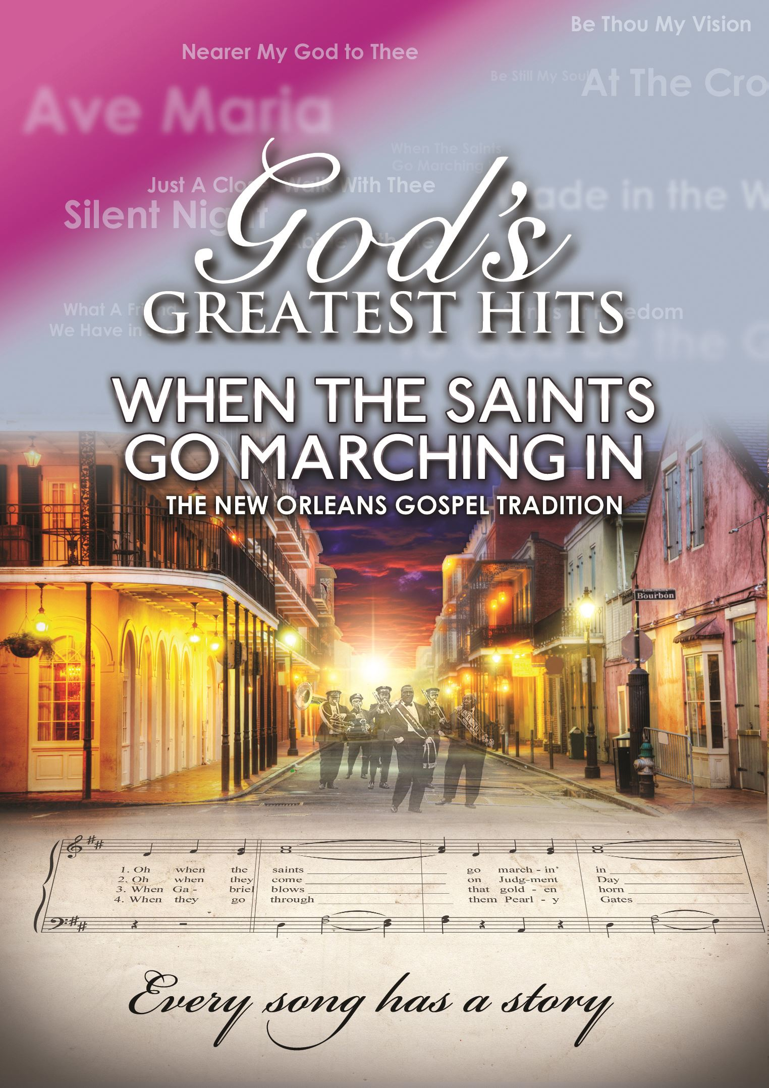 God's Greatest Hits: When the Saints Go Marching In