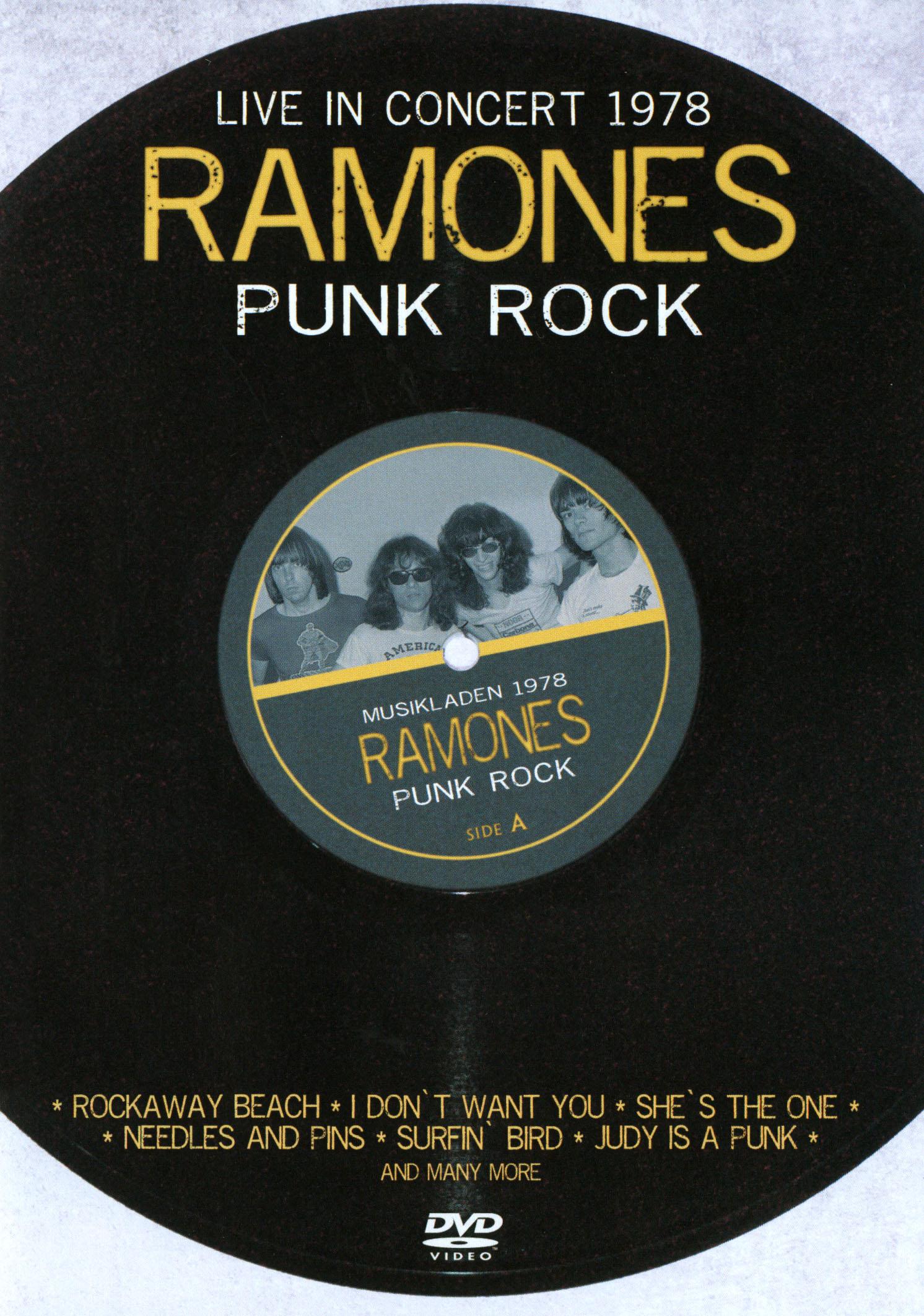 Musikladen 1978: Ramones - Punk Rock