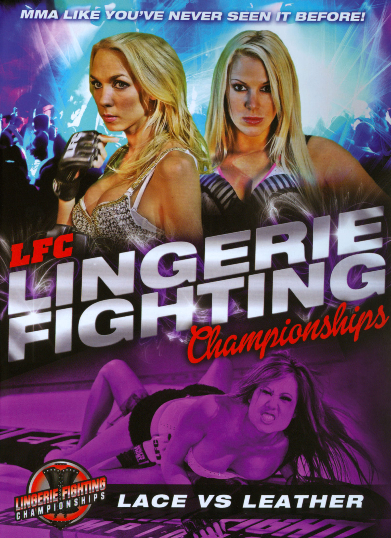 LFC: Lingerie Fighting Championships