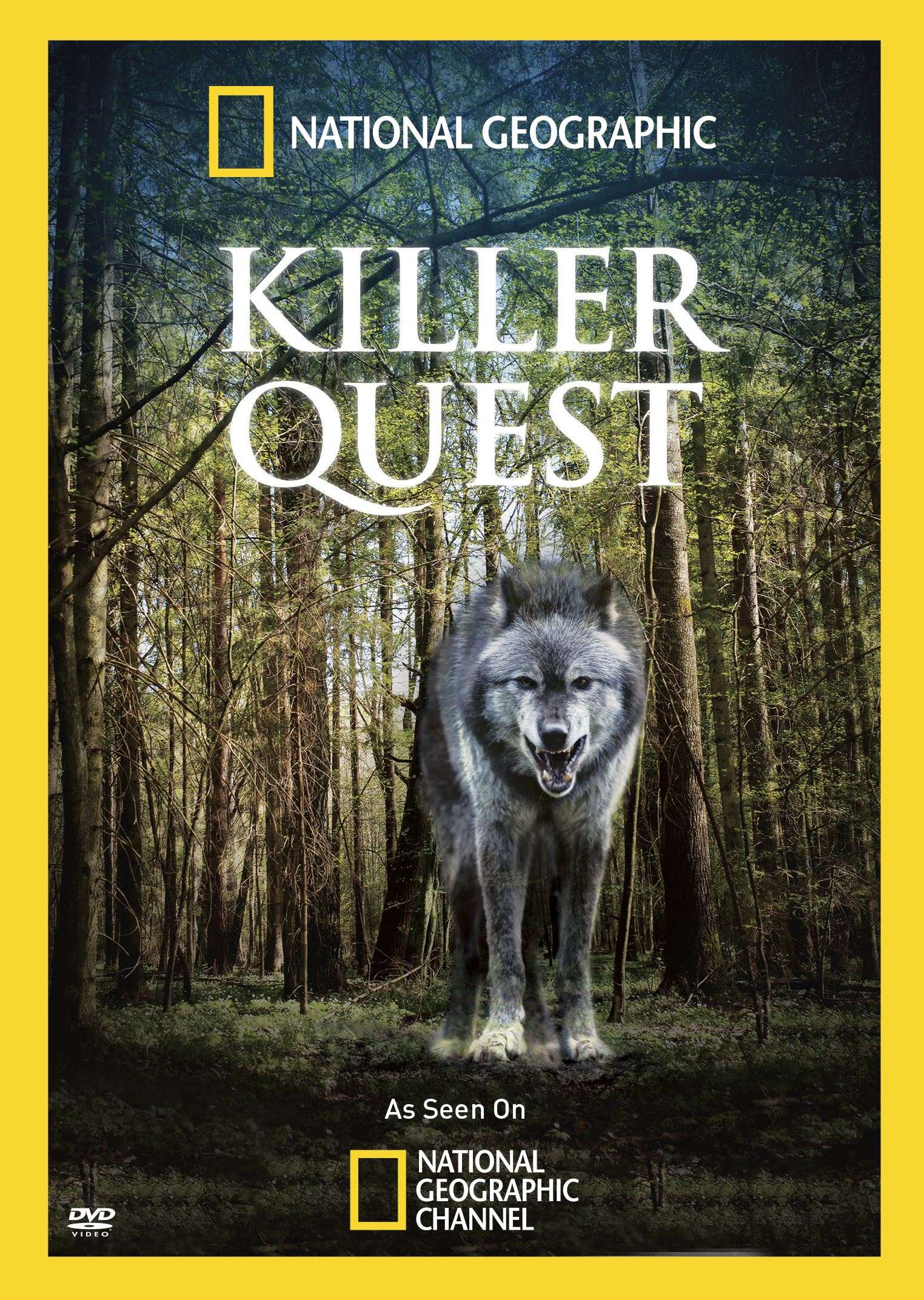 National Geographic: Killer Quest