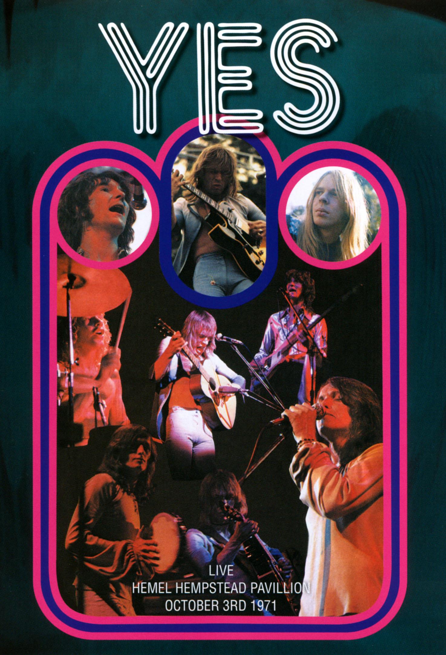 Yes: Sounding Out - Live at Hemel Hempstead