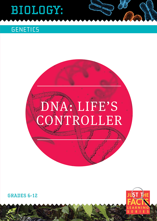 Biology Genetics: DNA - Life's Controller