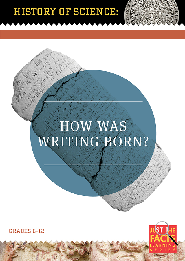 History of Science: How Was Writing Born?