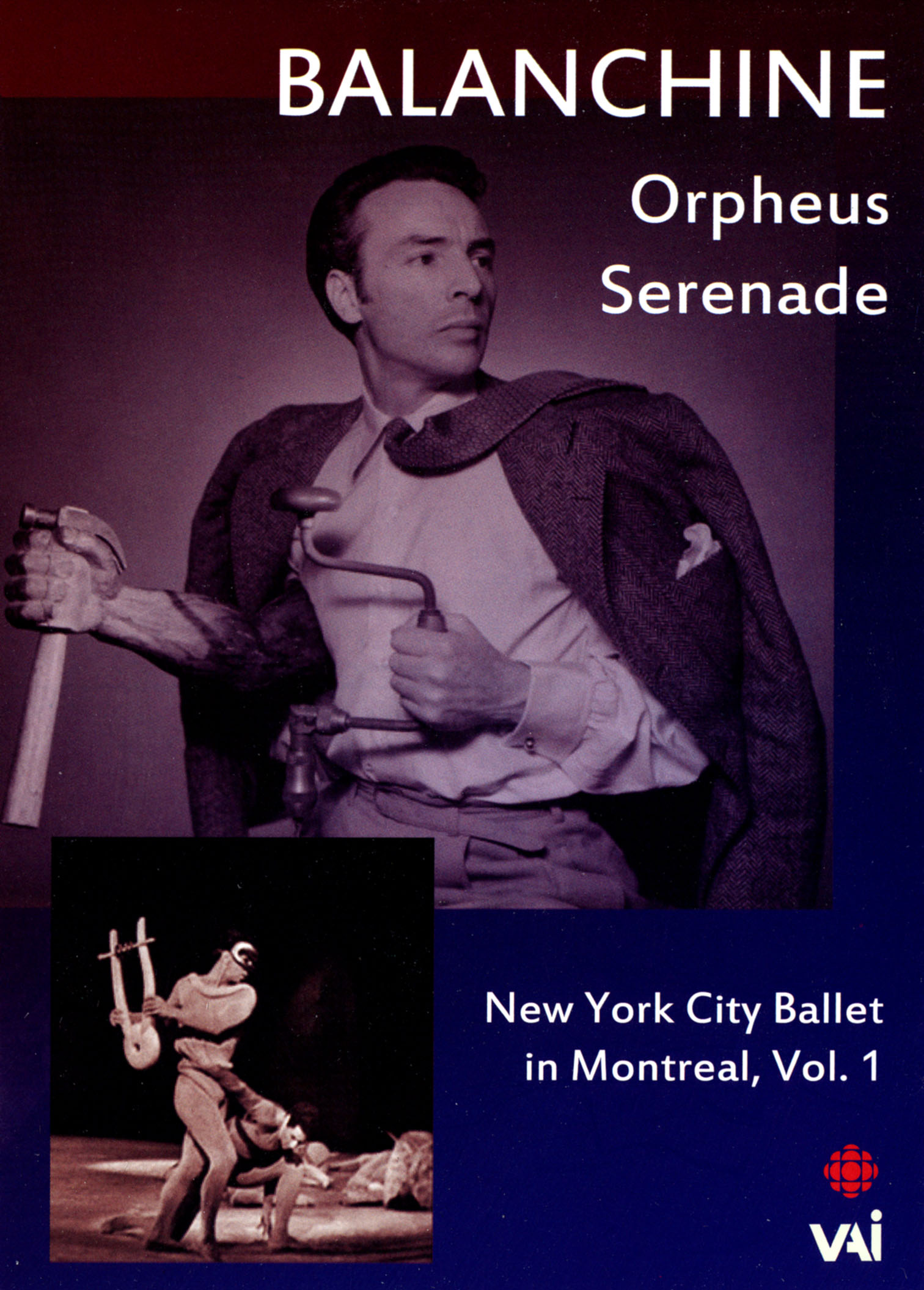 New York City Ballet in Montreal, Vol. 1: Balanchine