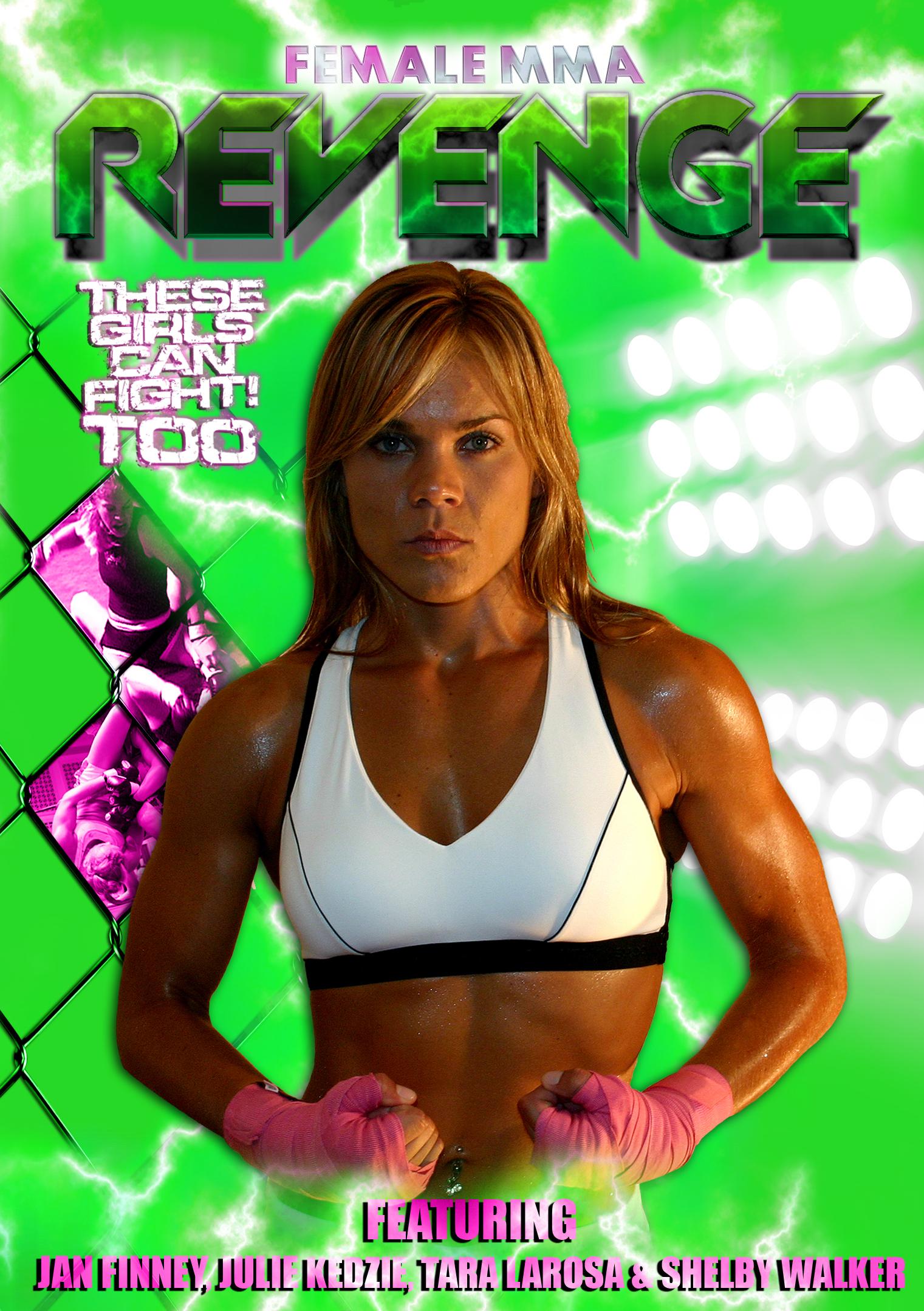 Female MMA Revenge