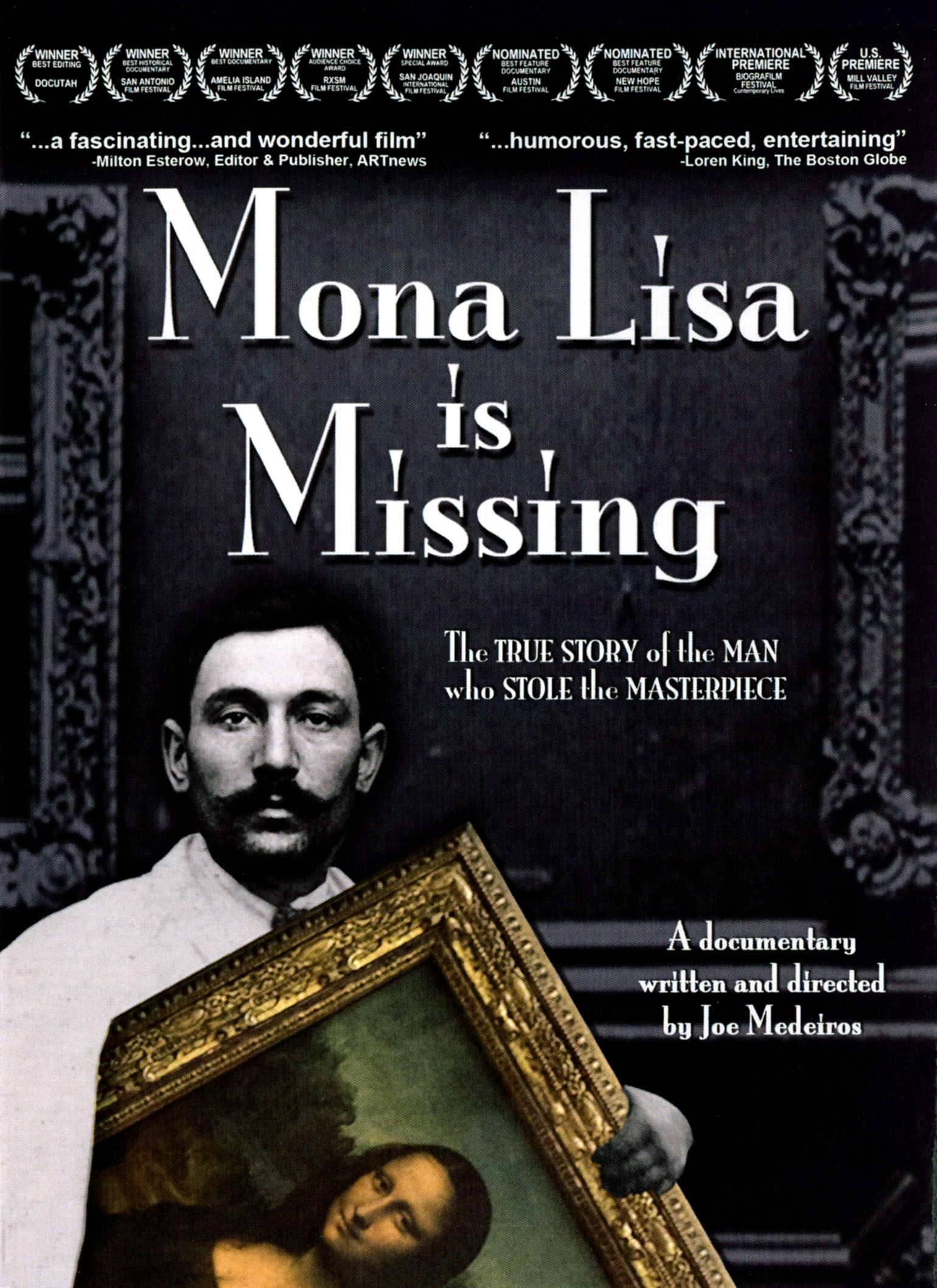 The Missing Piece: Mona Lisa, Her Thief, The True Story