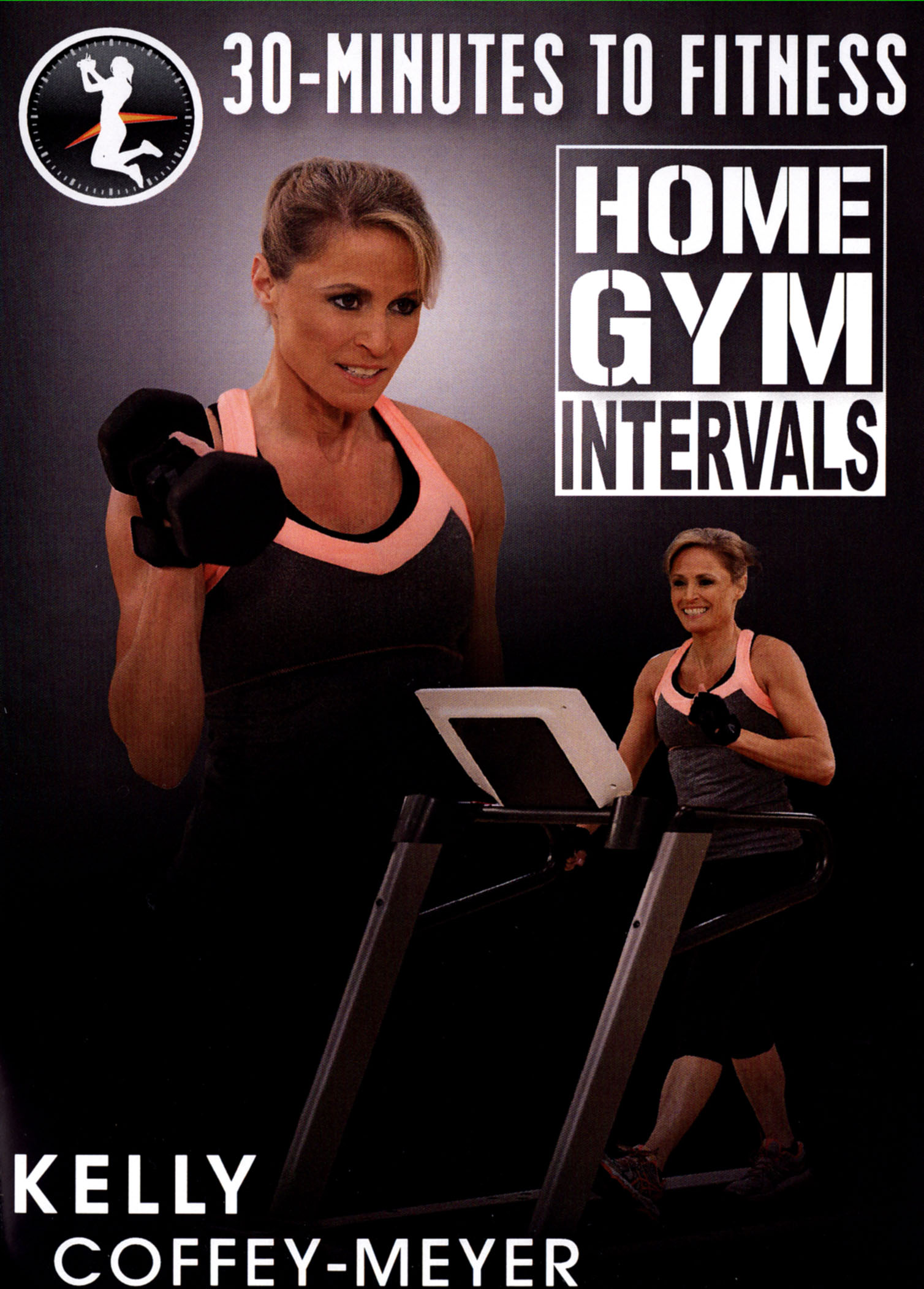Kelly coffey meyer minutes to fitness home gym