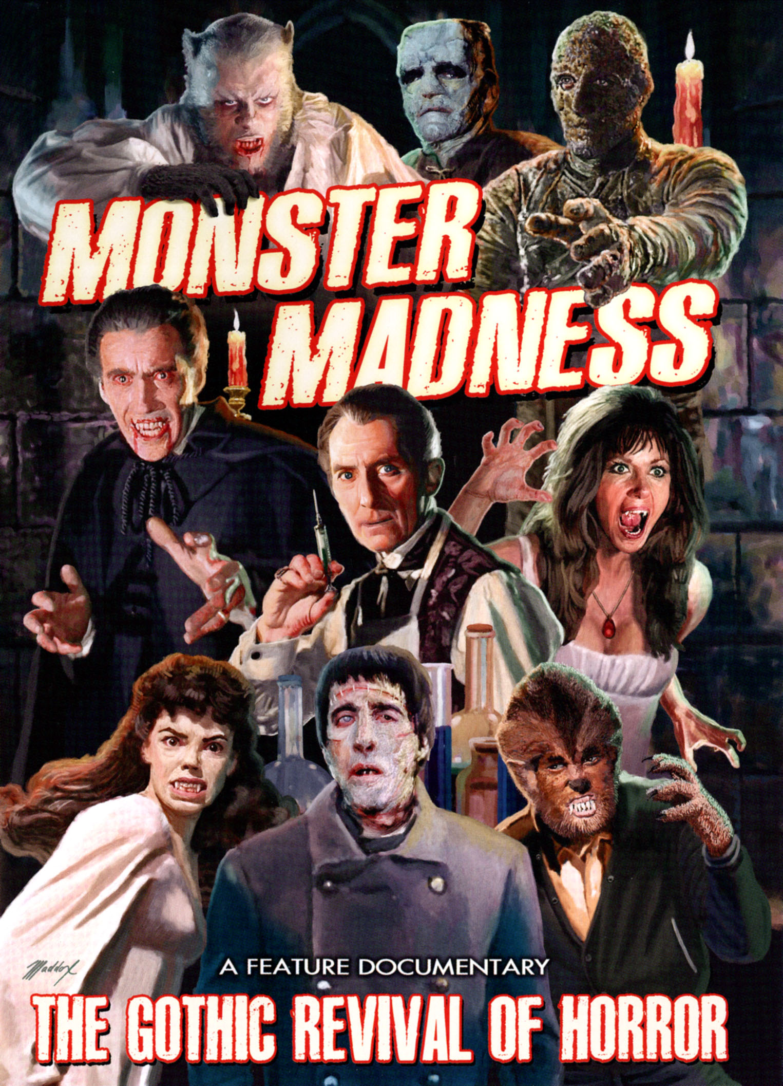 Monster Madness: The Gothic Revival of Horror (2014)