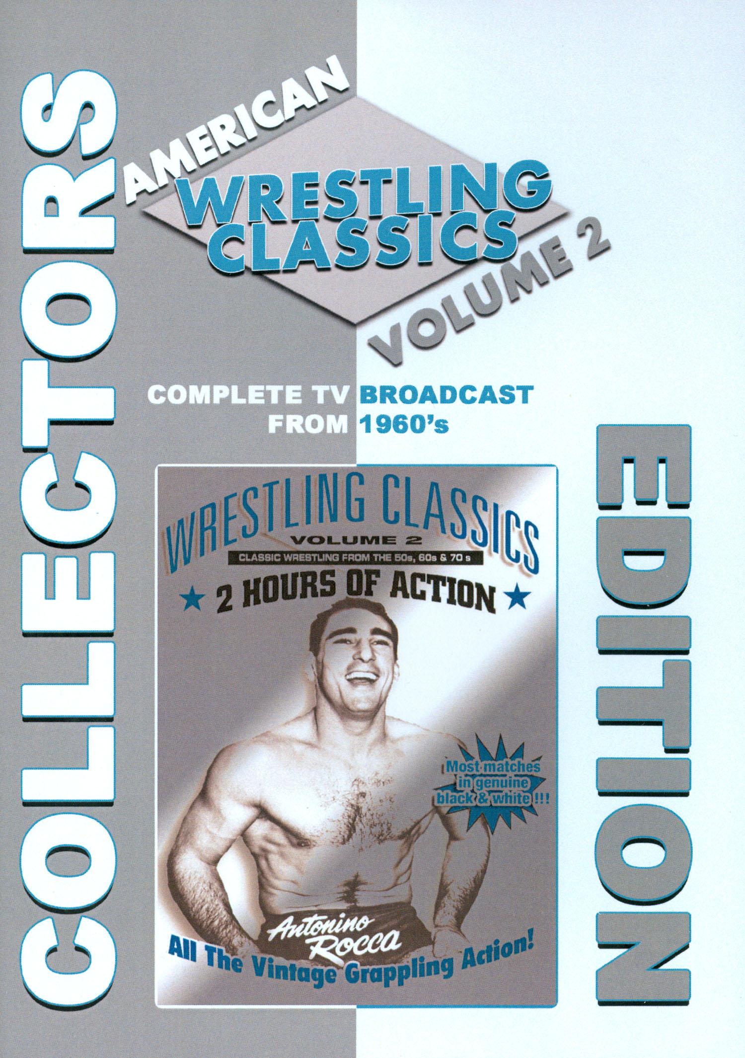 American Wrestling Classics, Vol. 2