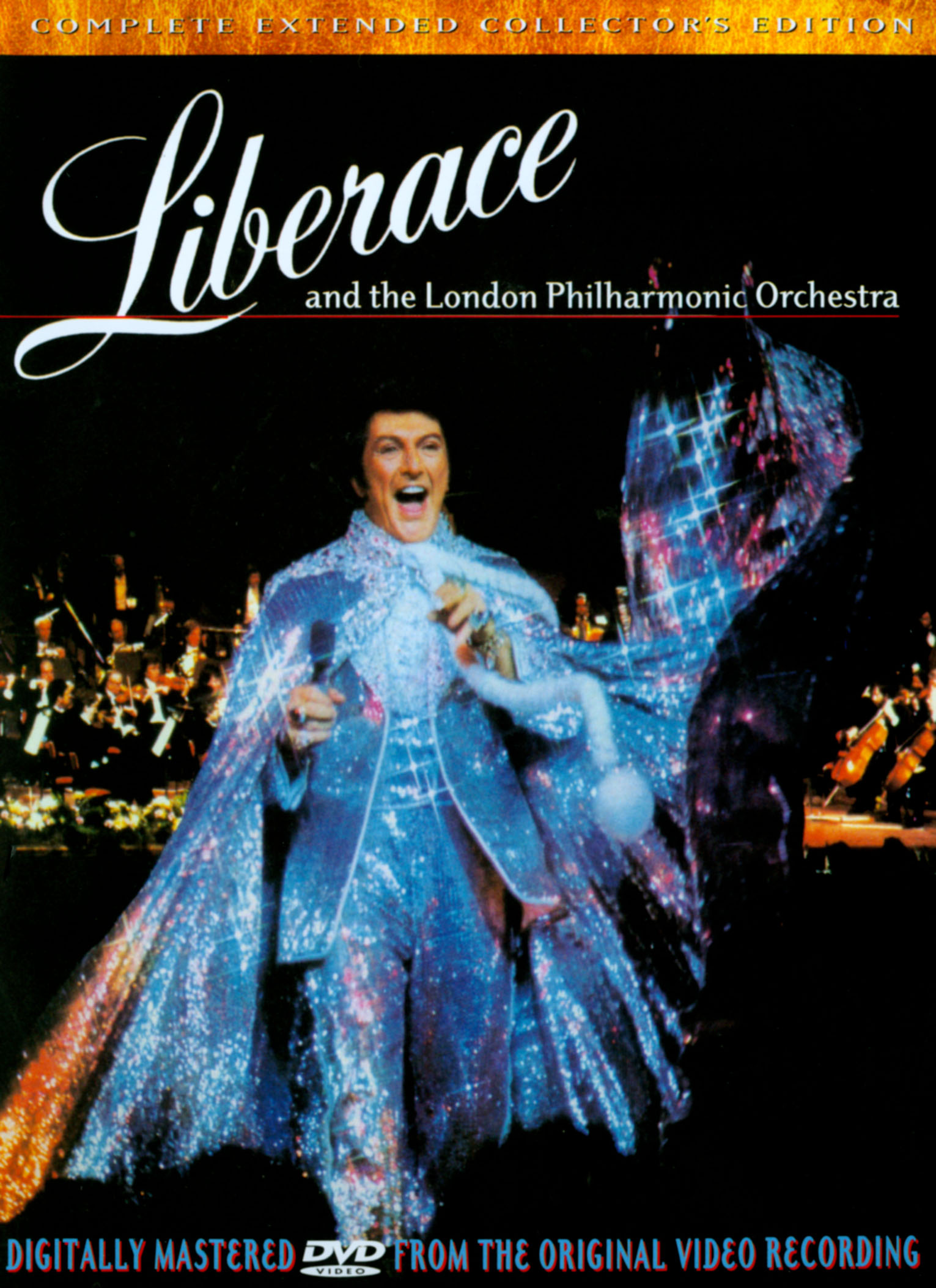 Liberace: Live with the London Philharmonic