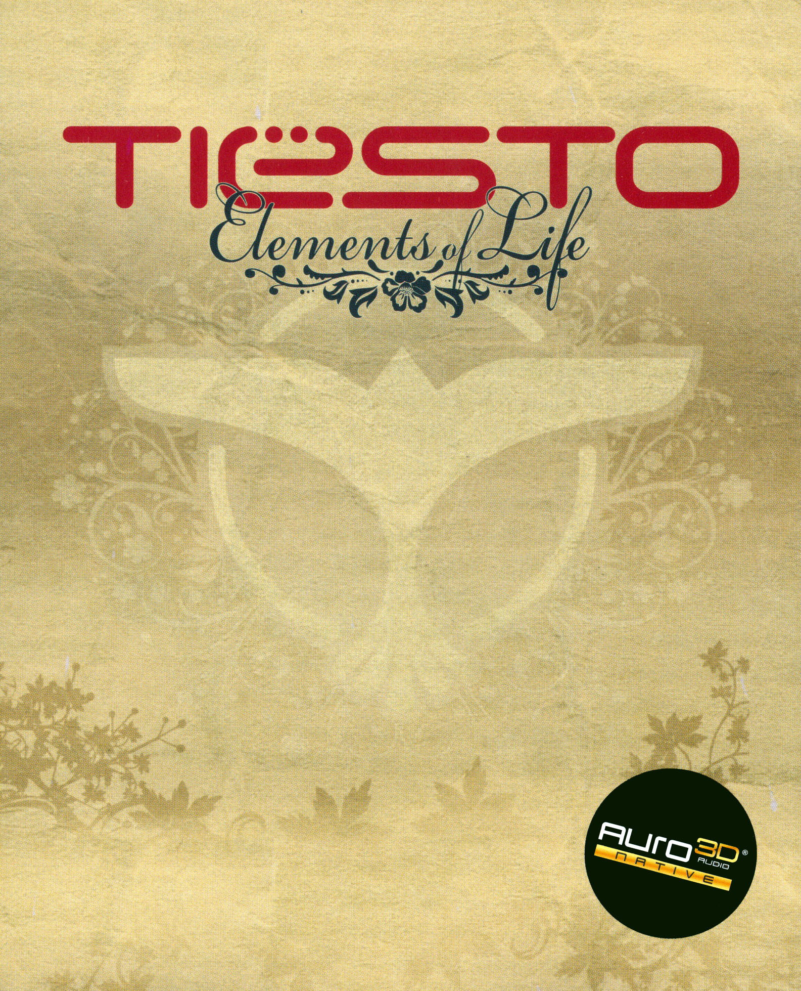 Tiesto: Elements of Life