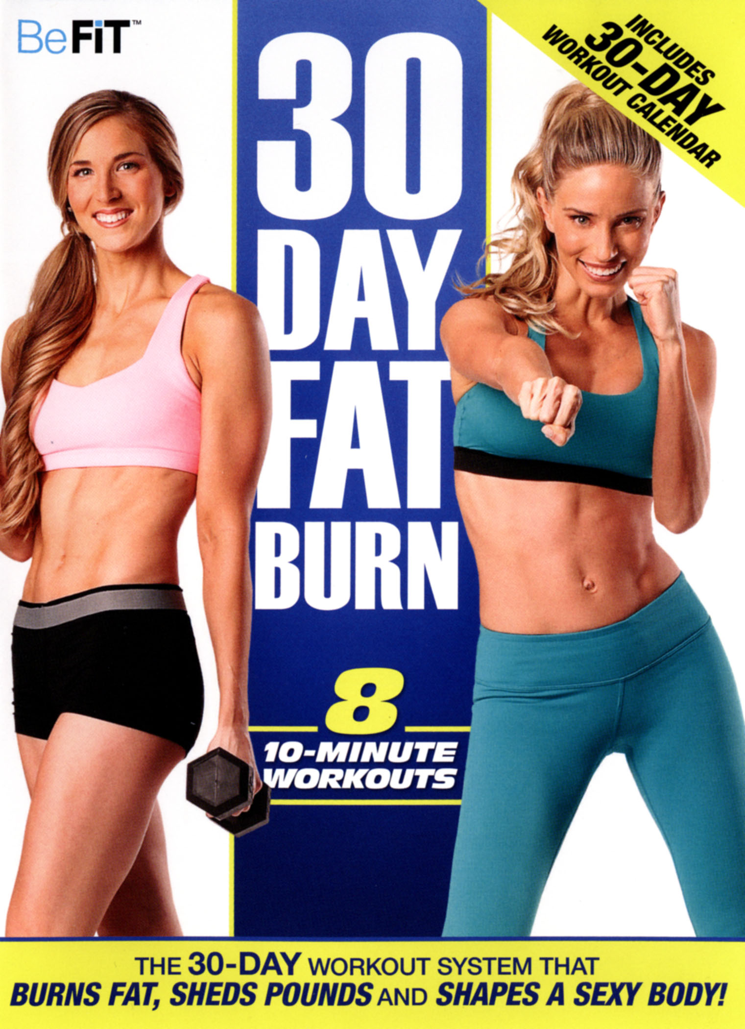 BeFit: 30-Day Fat Burn