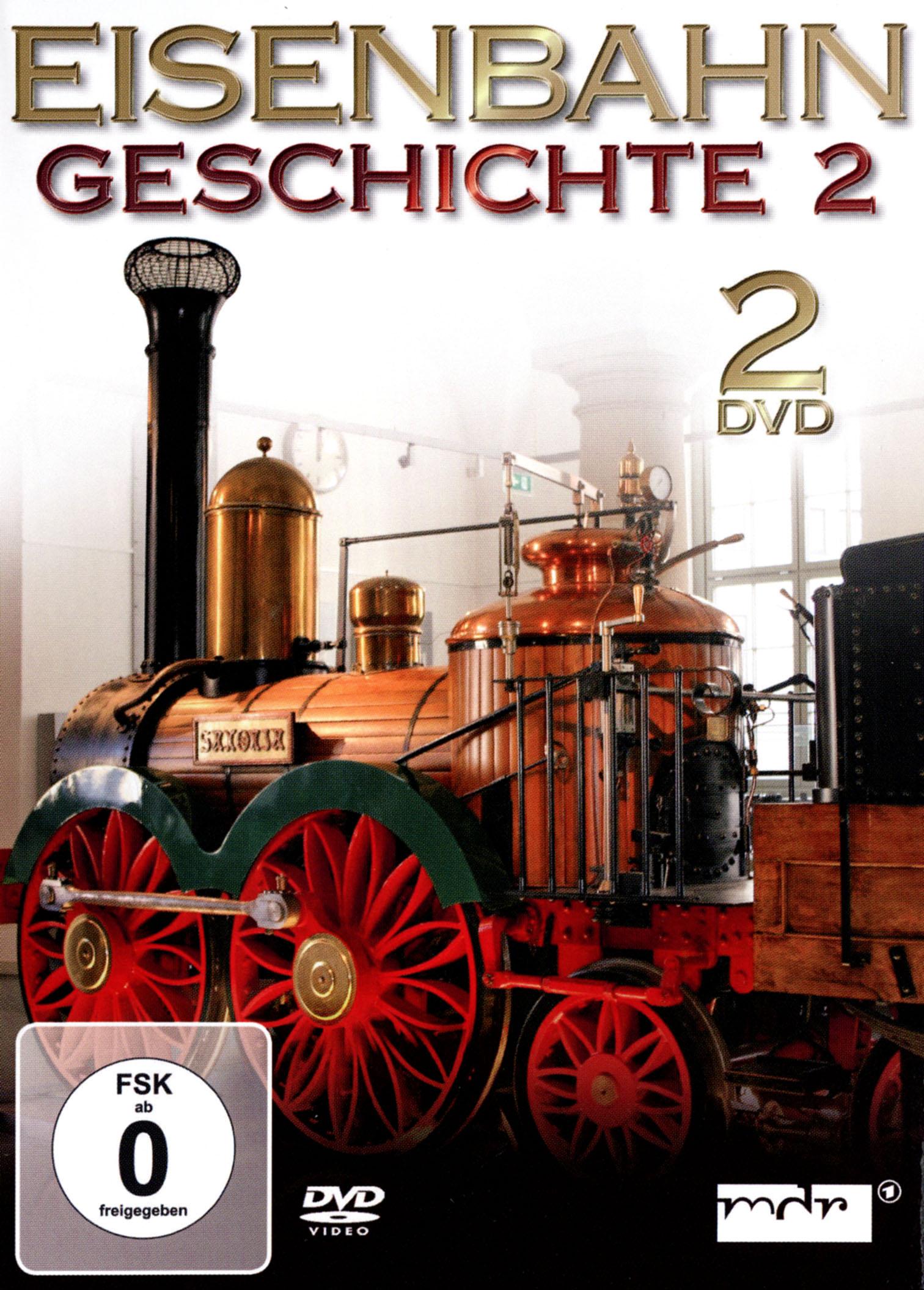 Eisenbahn Geschichte 2