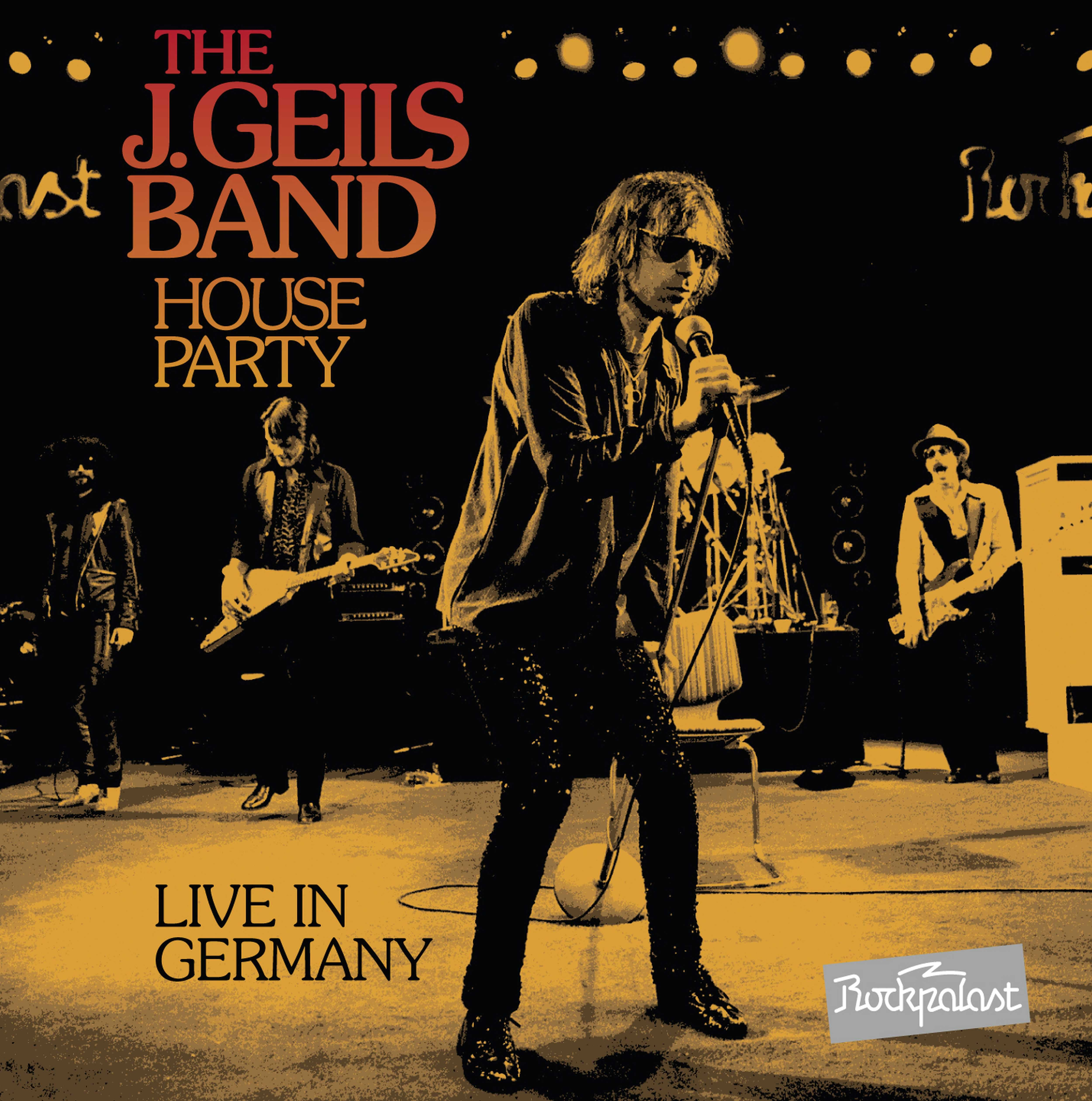 J. Geils Band: House Party - Live in Germany