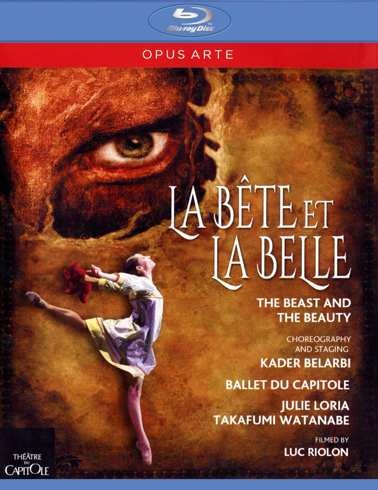 La Bête et la Belle (Ballet du Capitole)