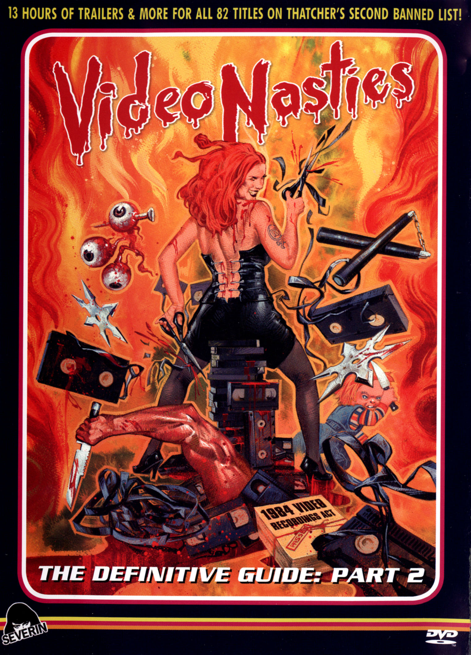Video Nasties: The Defnitive Guide - Part 2
