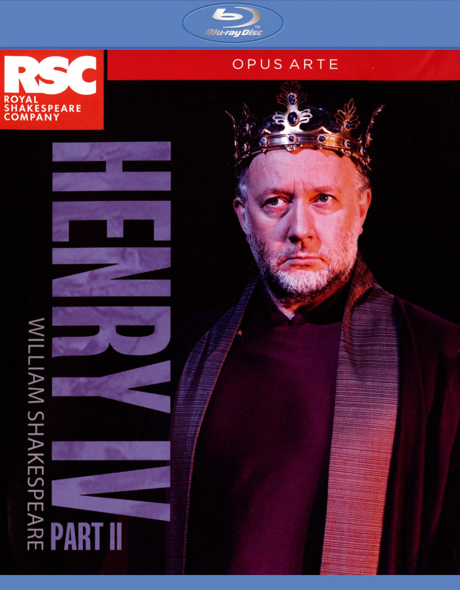 Royal Shakespeare Company: Henry IV, Part II