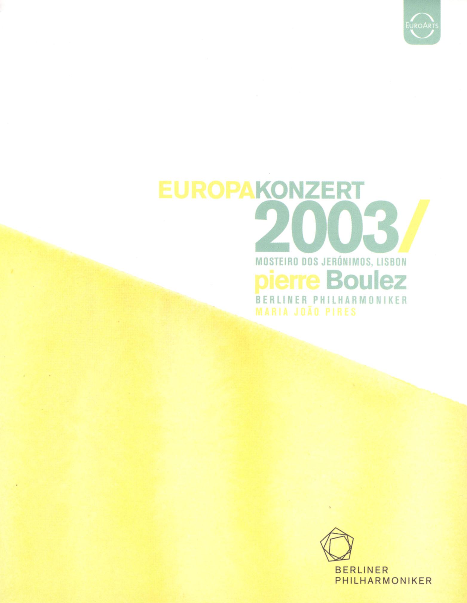 Europa Konzert 2003