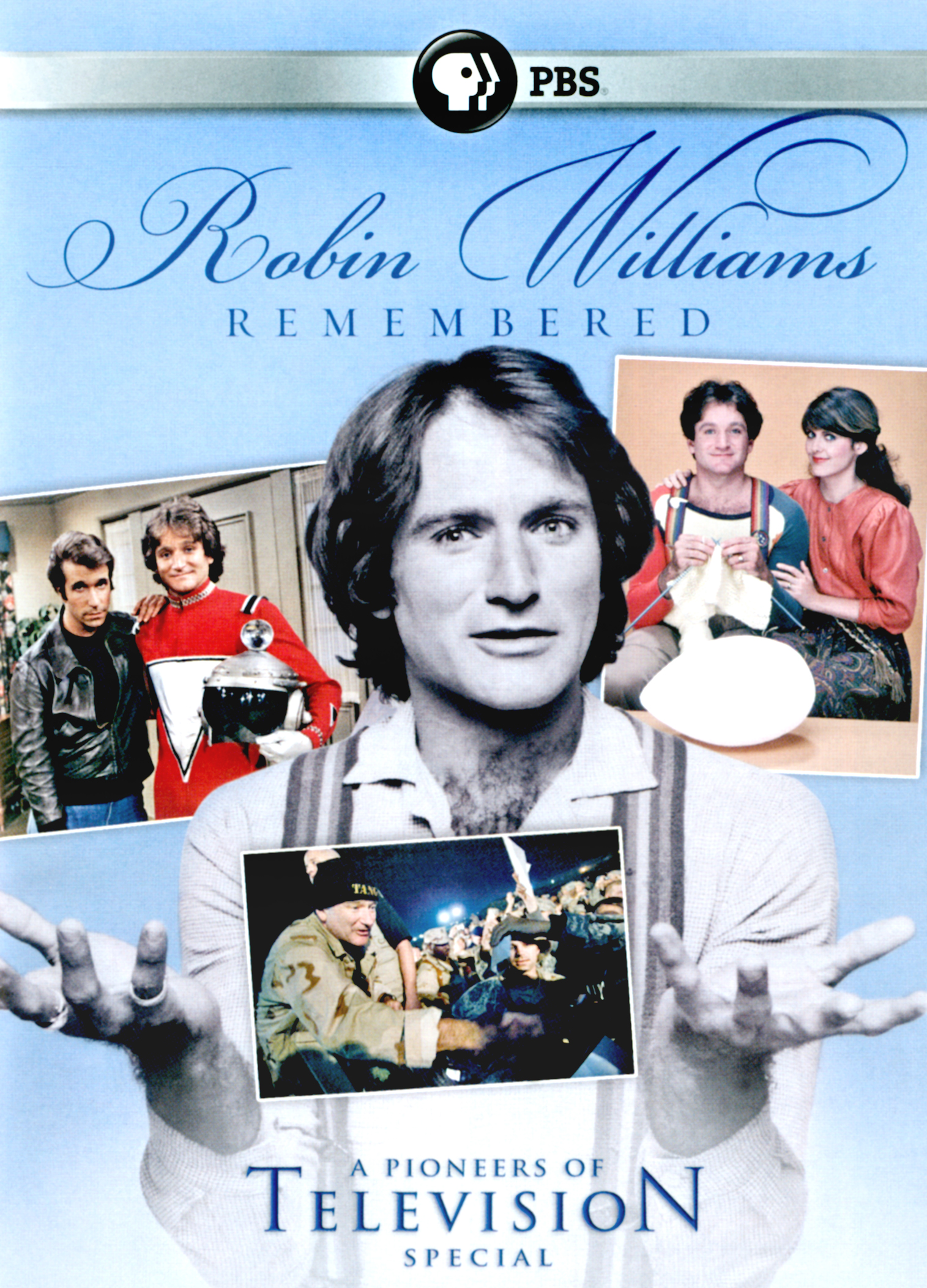 Pioneers of Television: Robin Williams Remembered (2014)