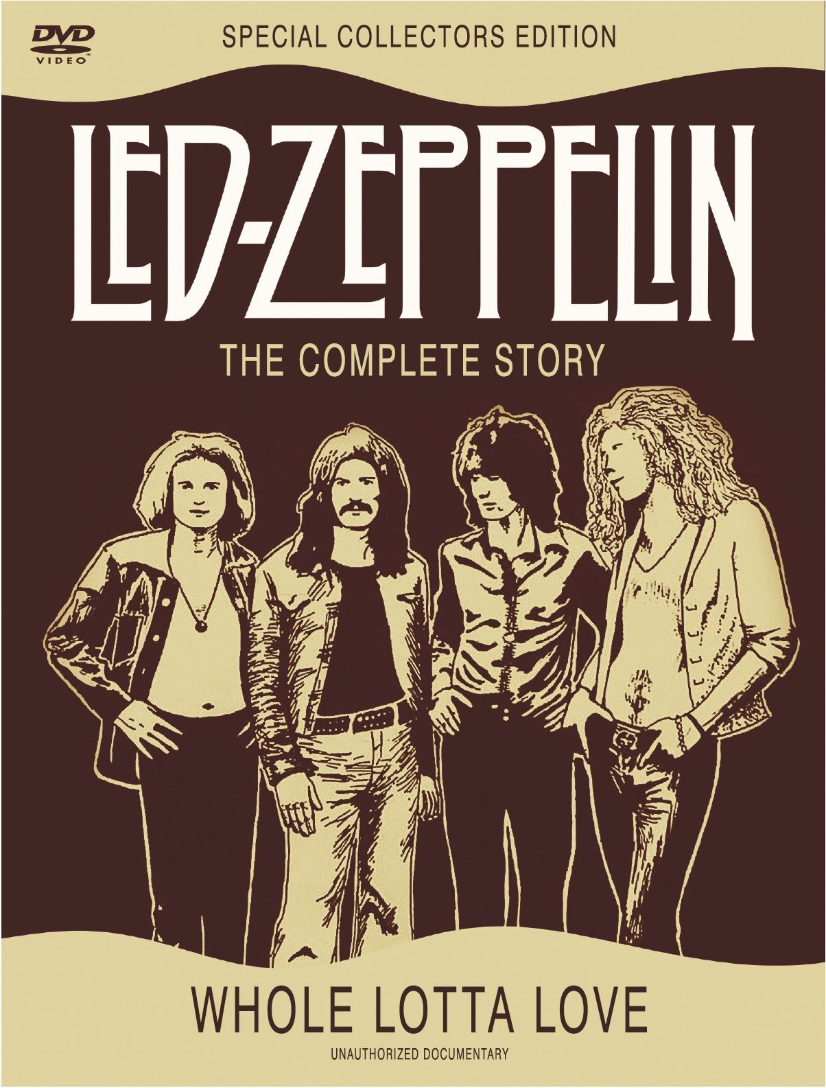 Led Zeppelin: The Complete Story - Whole Lotta Love