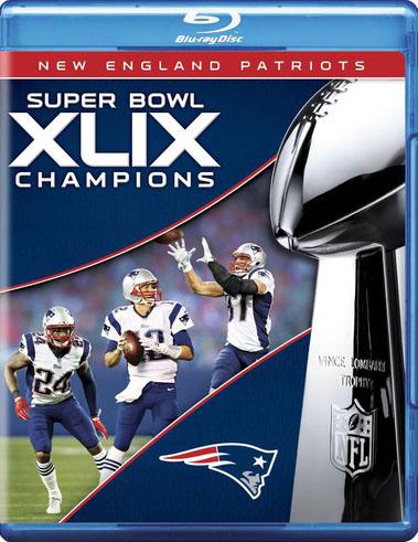 NFL: Super Bowl Champions XLIX