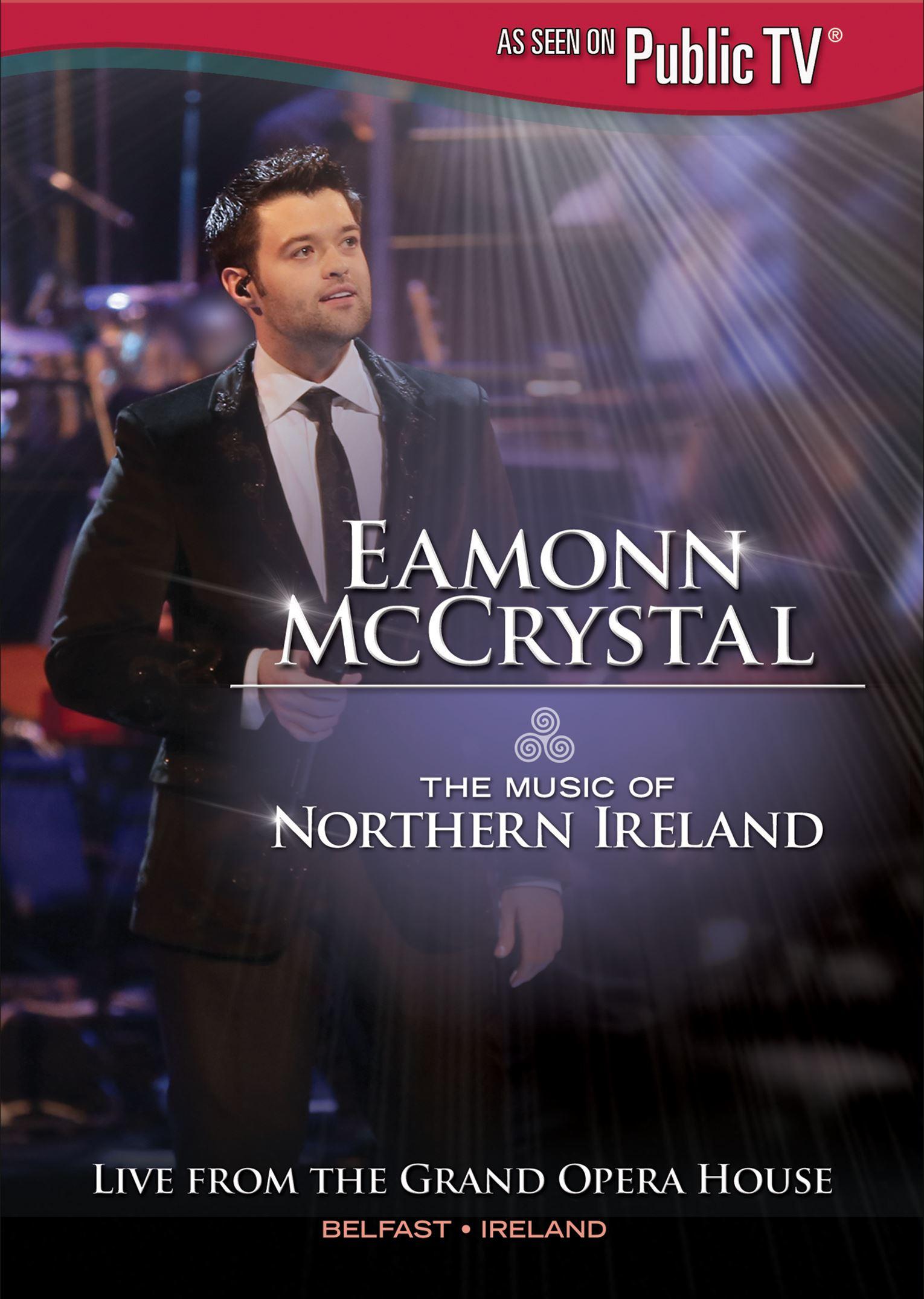Eamonn McCrystal: The Music of Northern Ireland