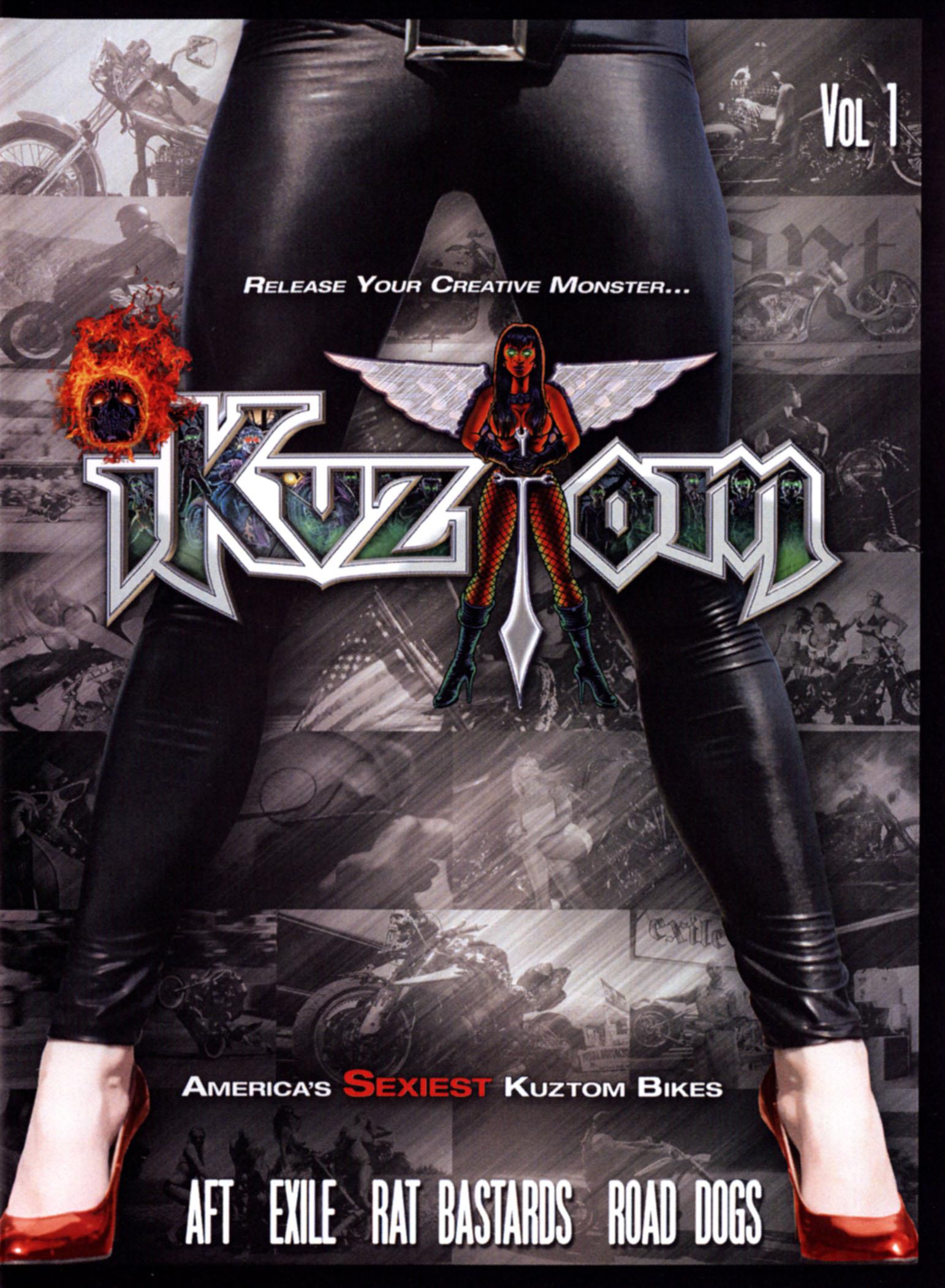 iKuztom, Vol. 1 (2014)