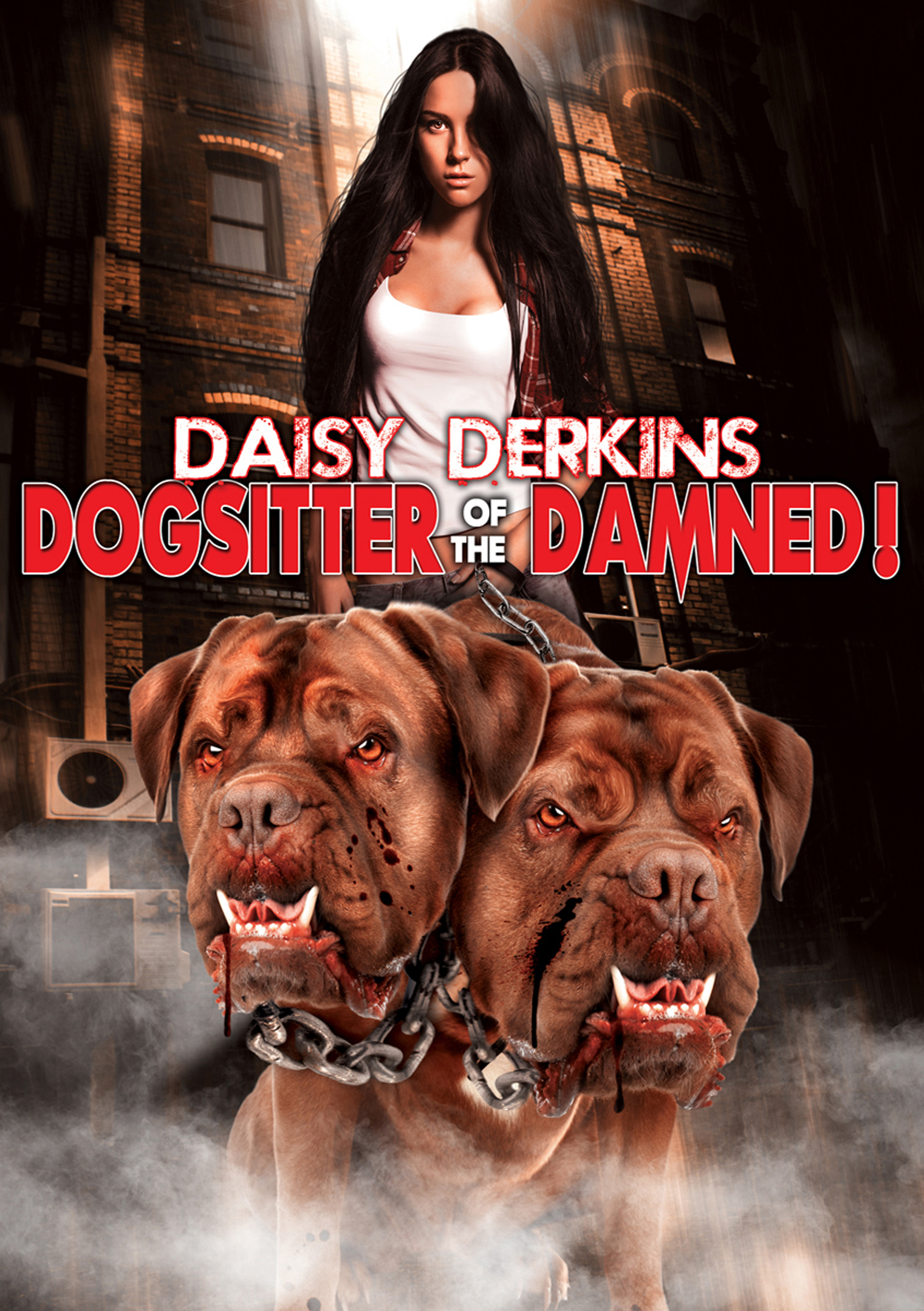 Daisy Derkins: Dog Sitter of the Damned!