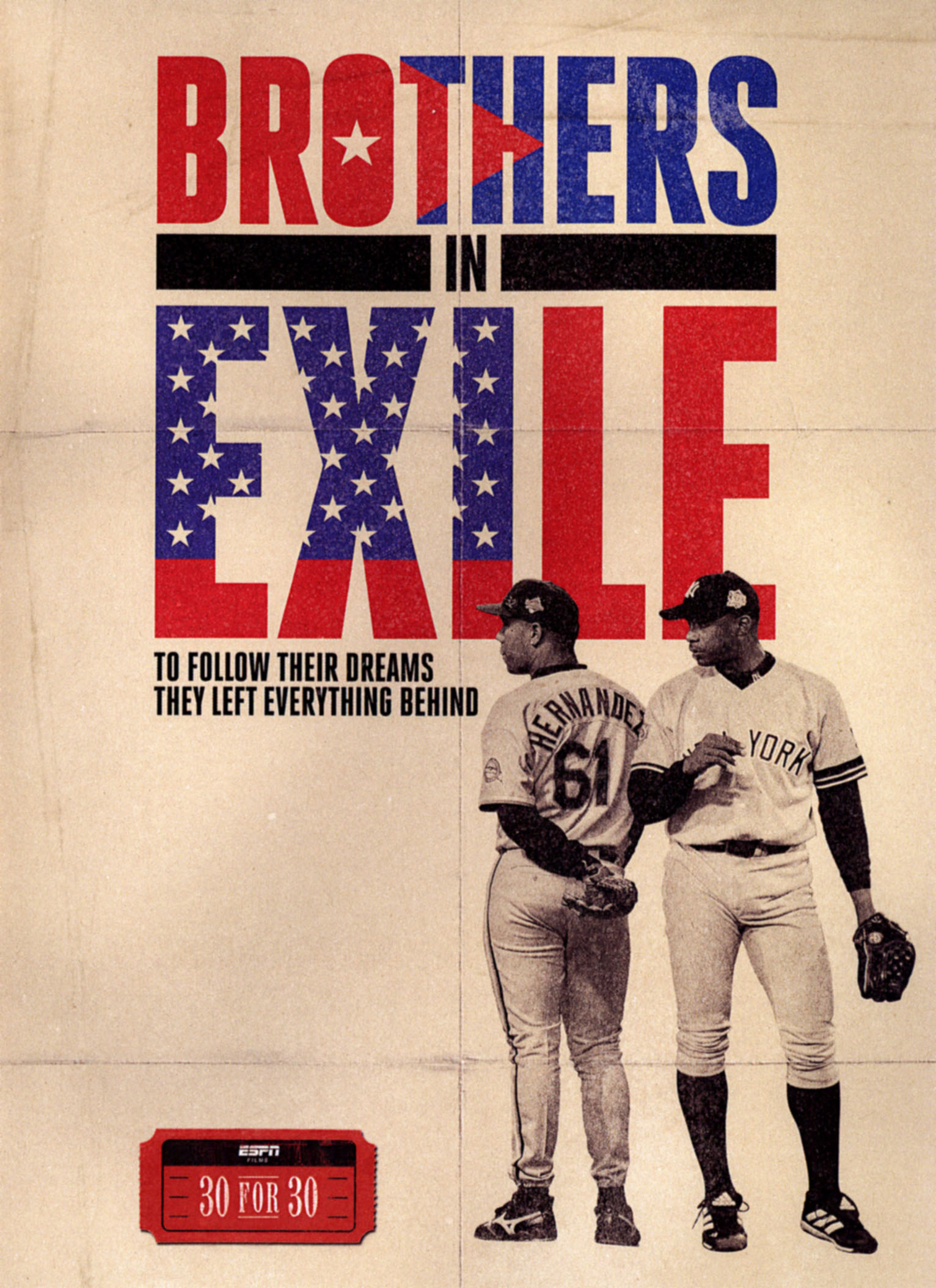 Brothers in Exile (2014)