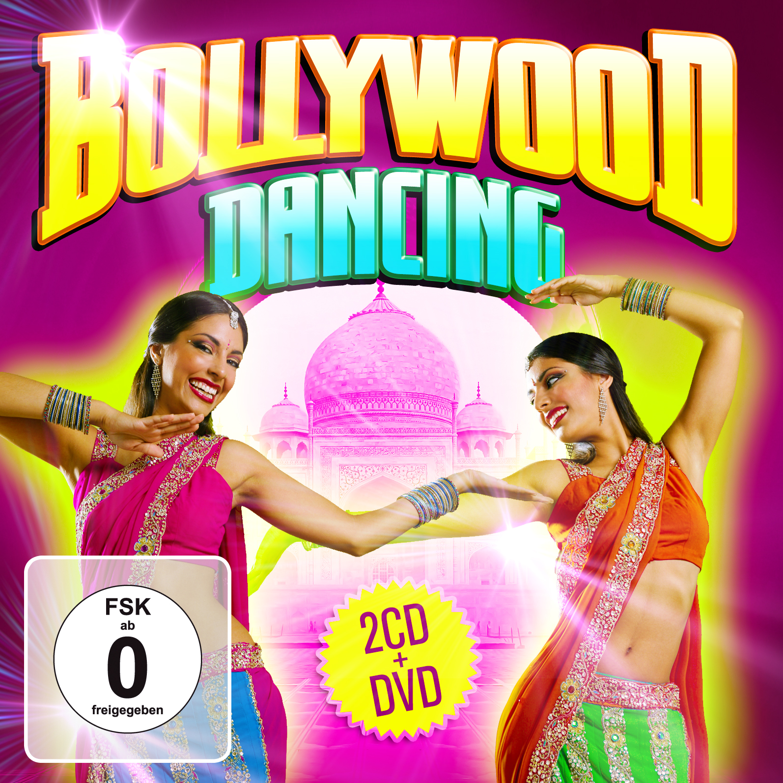 Bollywood Dancing for Beginners and Advanced