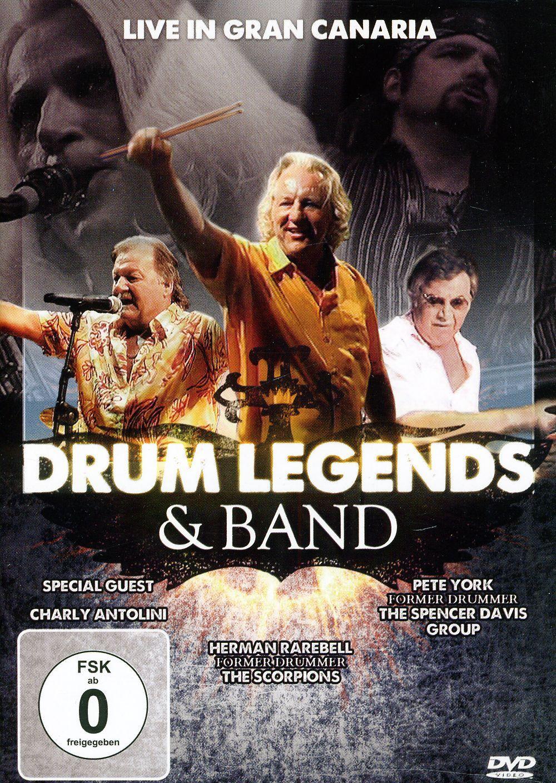 Drum Legends & Band: Live in Gran Canaria