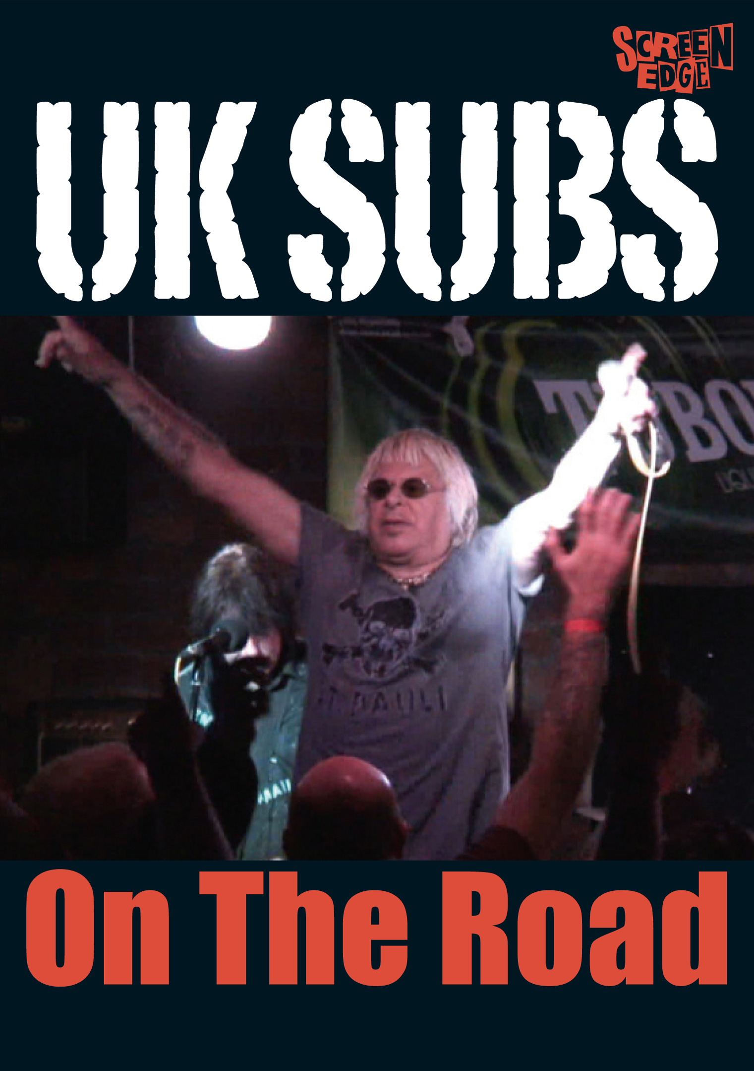 UK Subs: On the Road