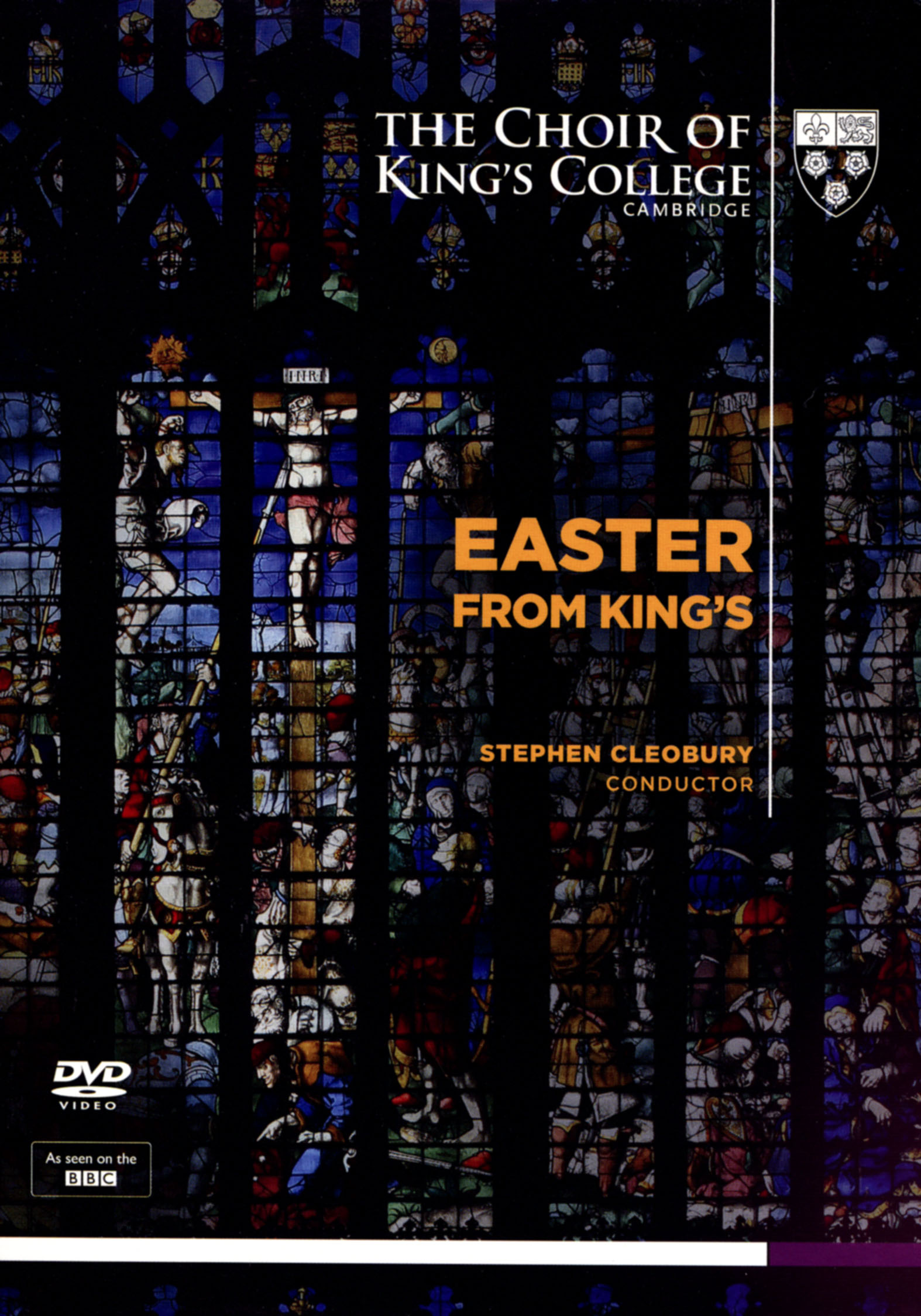 The Choir of King's College, Cambridge/Stephen Cleobury: Easter from King's