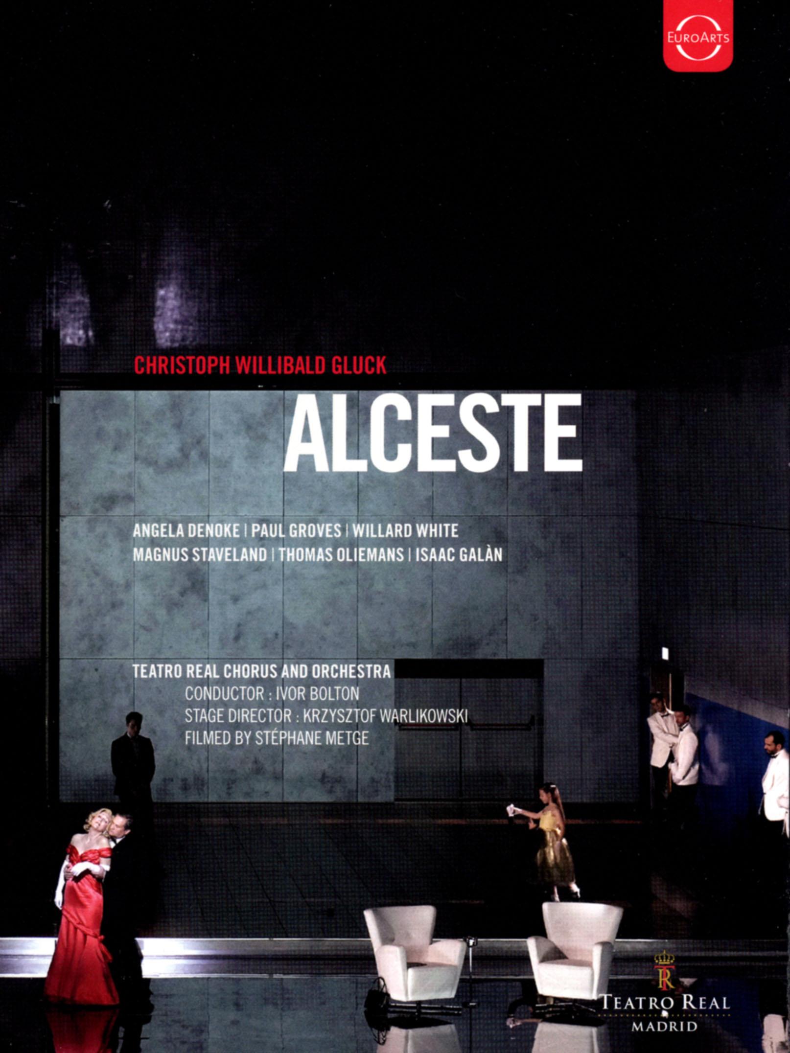 Alceste (Teatro Real de Madrid)