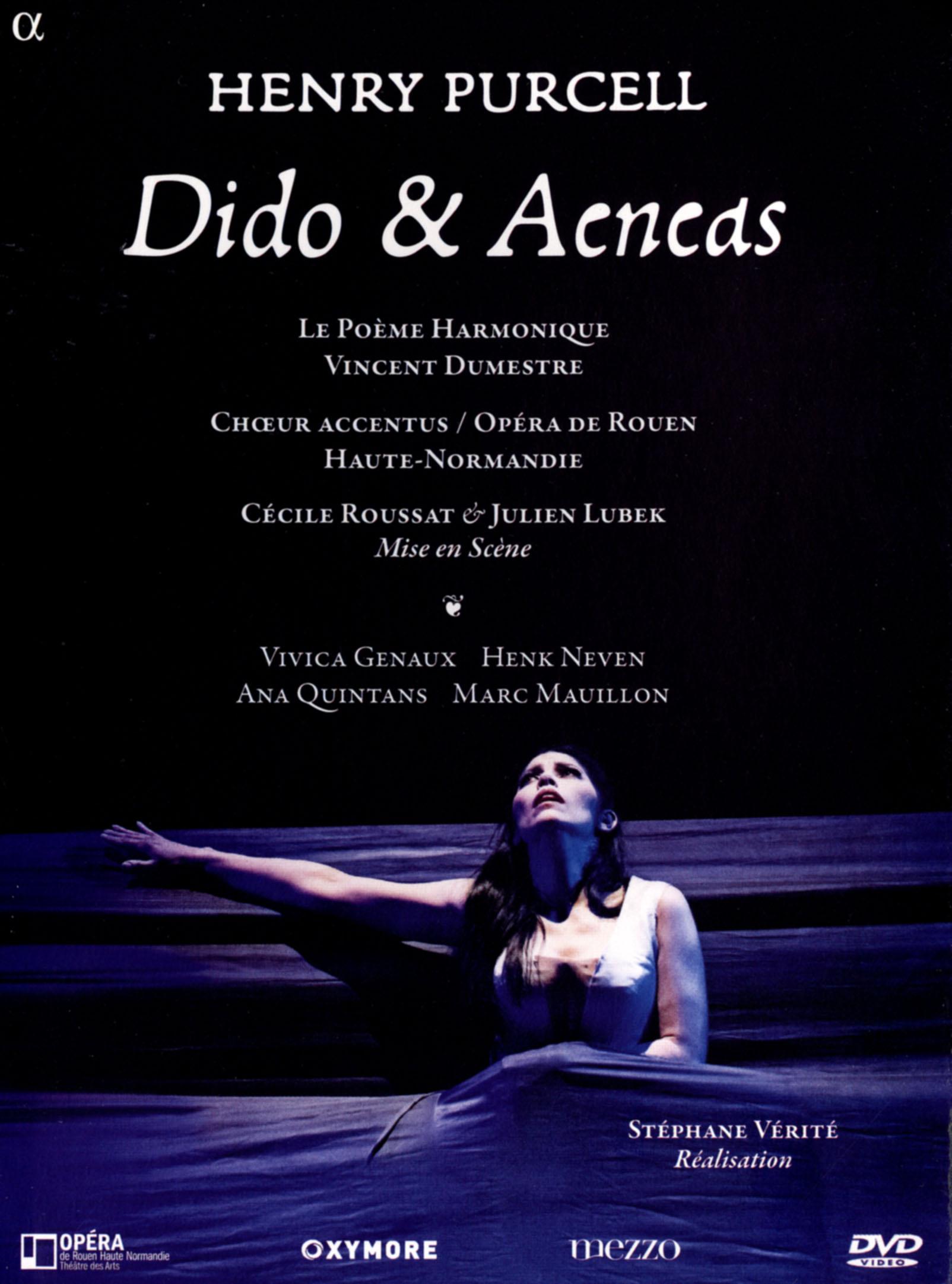 Dido and Aeneas (Opera de Rouen Haute Normandie)