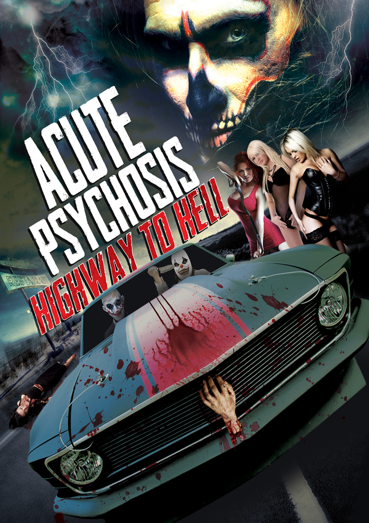 Acute Psychosis: Highway to Hell (2014) -   Releases ...
