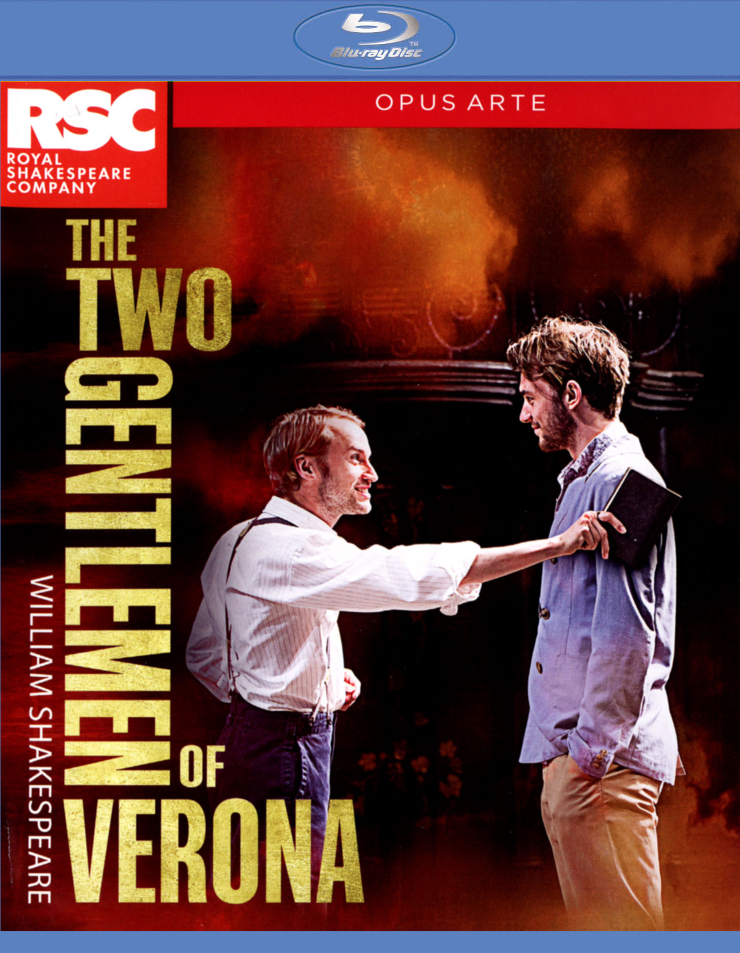 The Two Gentlemen of Verona (Royal Shakespeare Company) (2014)