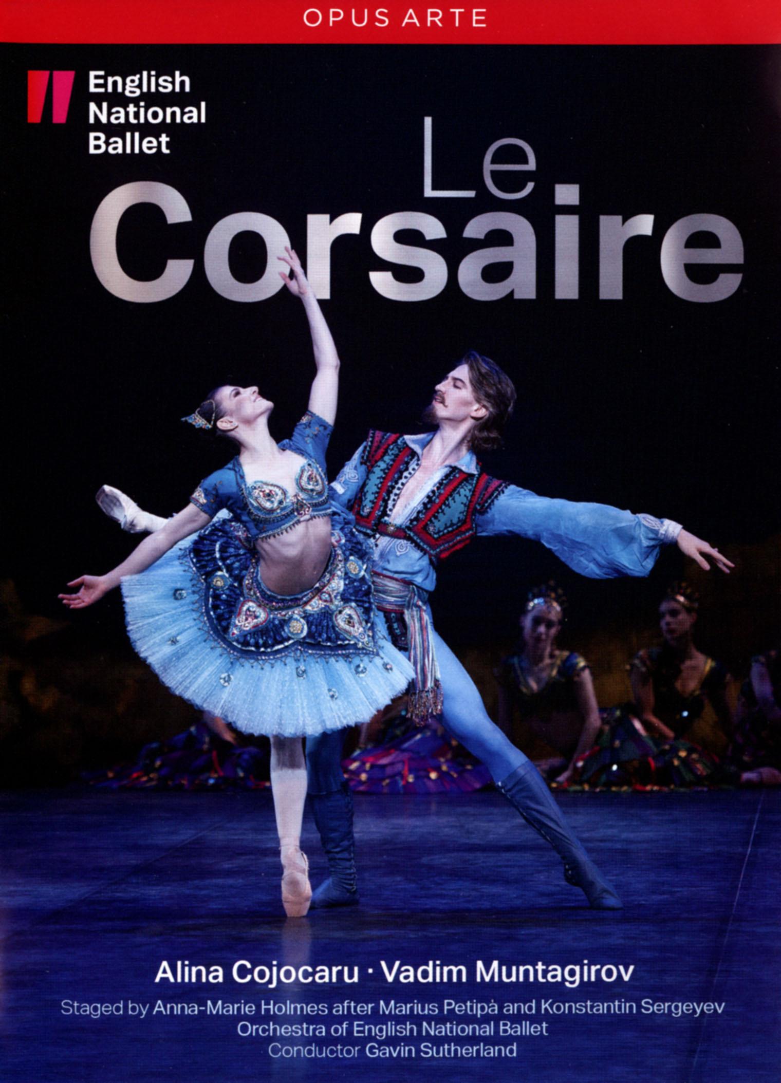 Le Corsaire (English National Ballet)