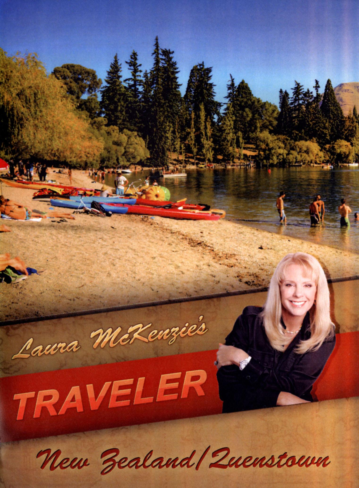 Laura McKenzie's Traveler: New Zealand/Queenstown