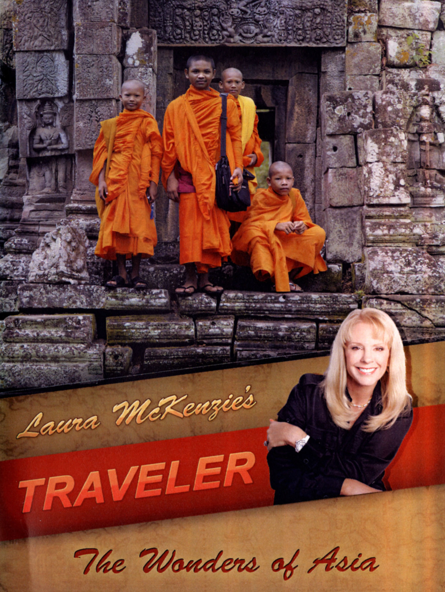 Laura McKenzie's Traveler: The Wonders of Asia