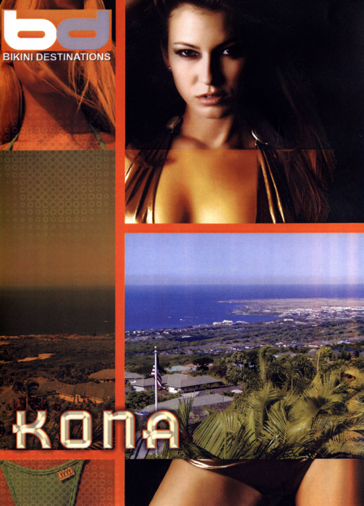Bikini Destinations: Kona