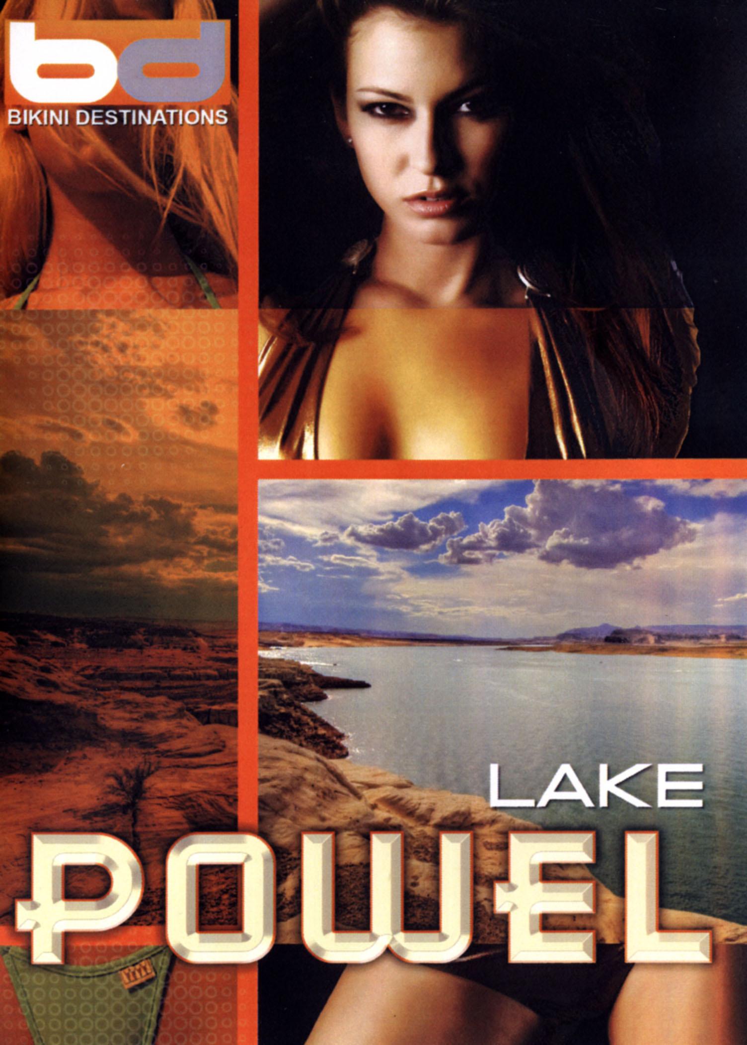 Bikini Destinations: Lake Powell