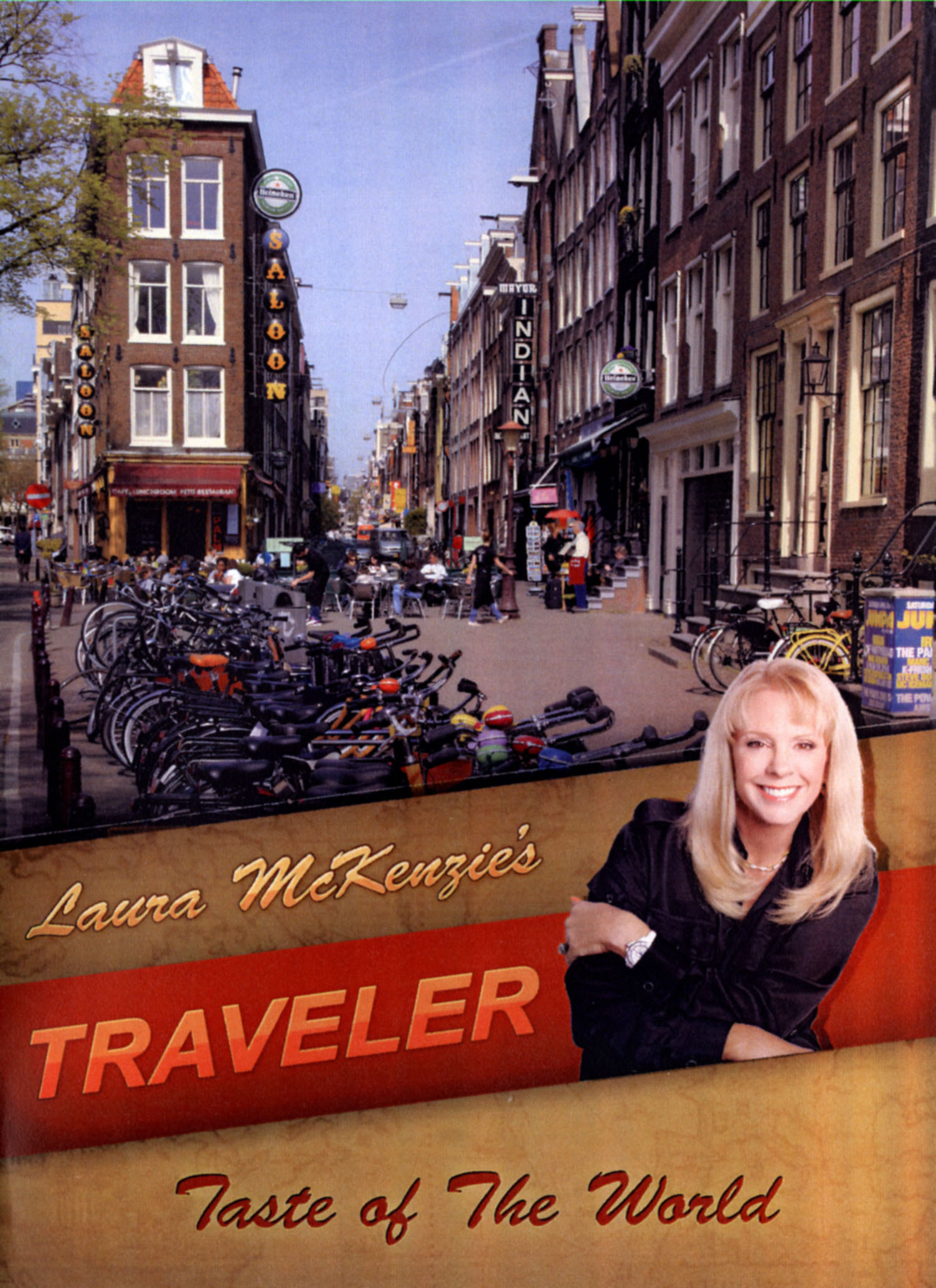 Laura McKenzie's Traveler: Taste of the World